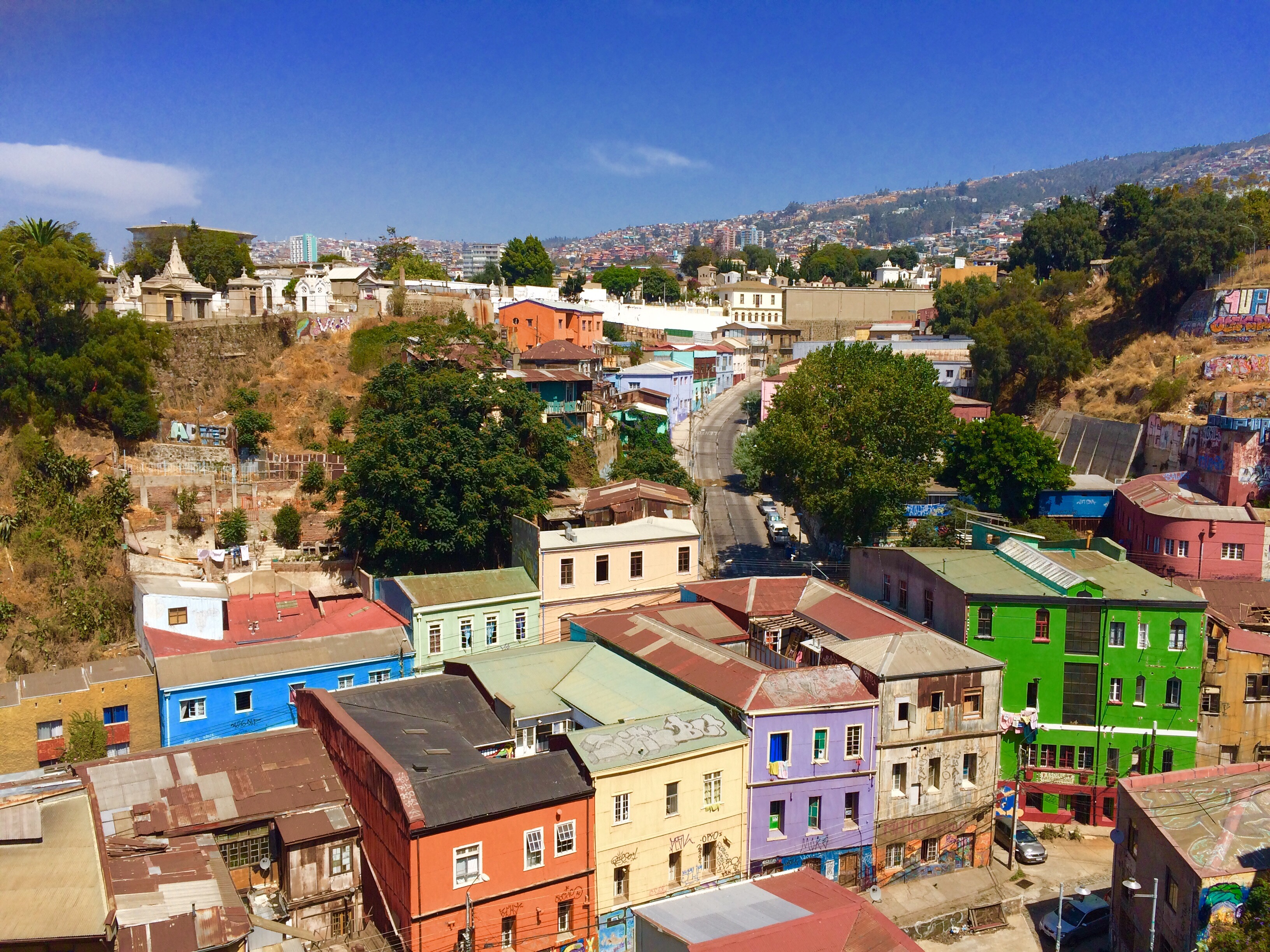Valparaíso, Chile ((AND a chance for YOU to WIN!!!)) | TwoGirlsTrippin