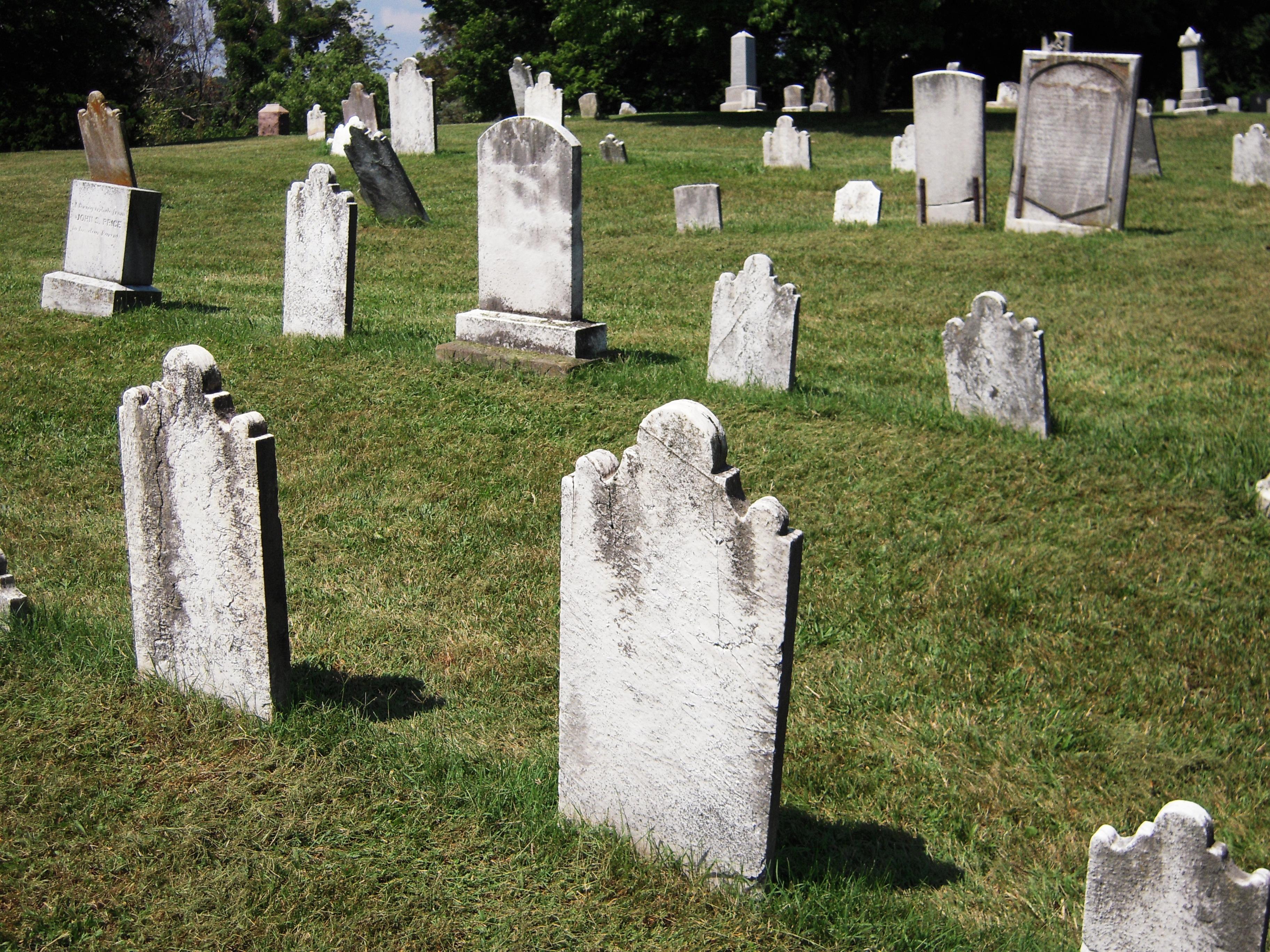 Tombstones photo