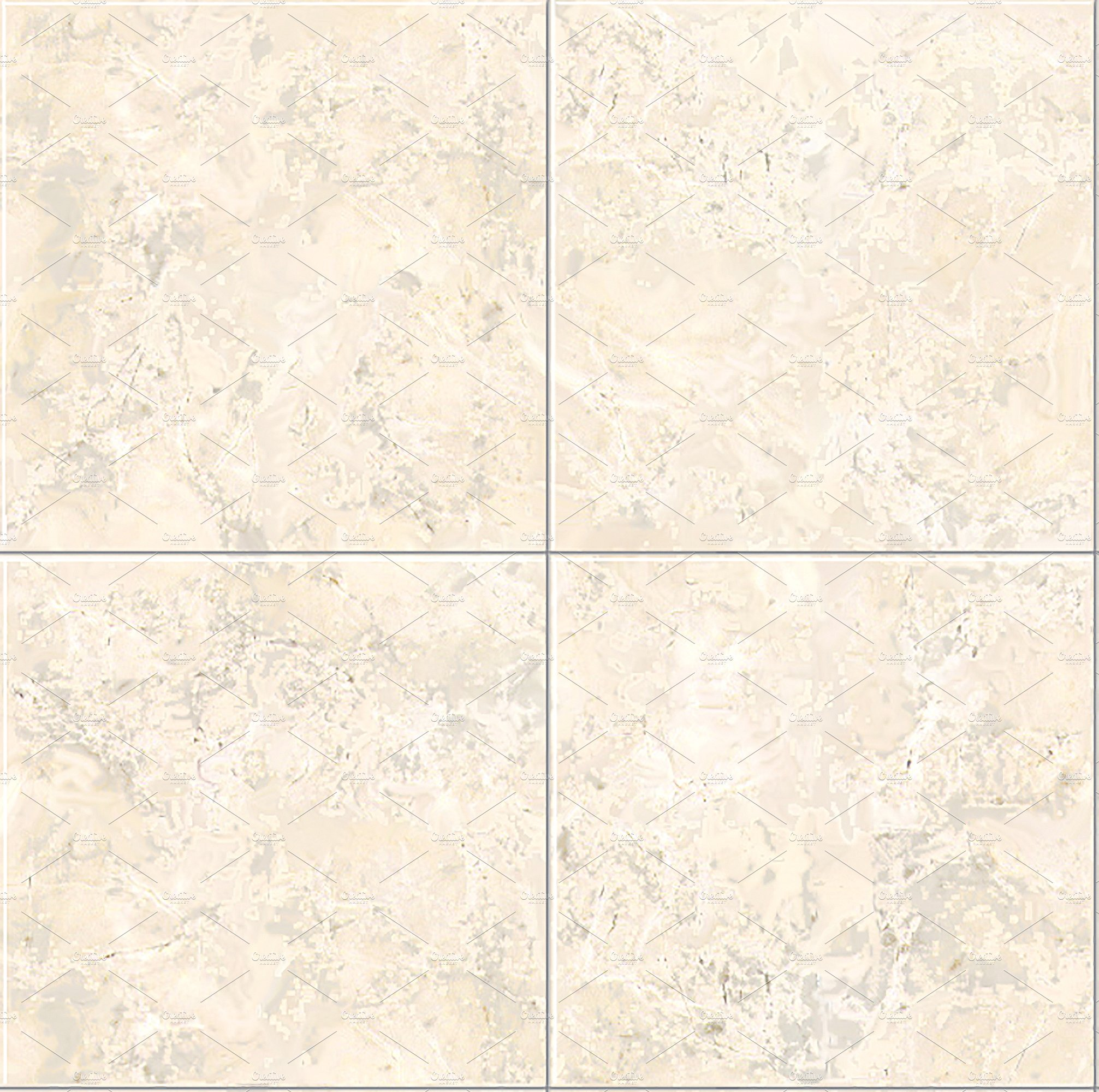 Floor Ceramic Tiles Kitchen