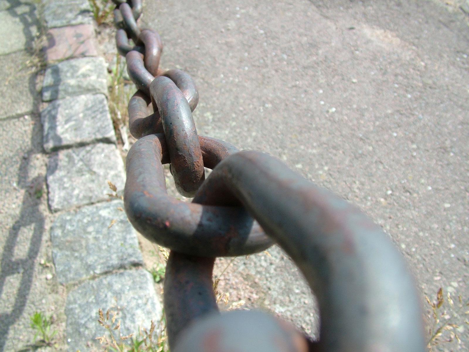 Chain, Hang, Link, Metallic, HQ Photo