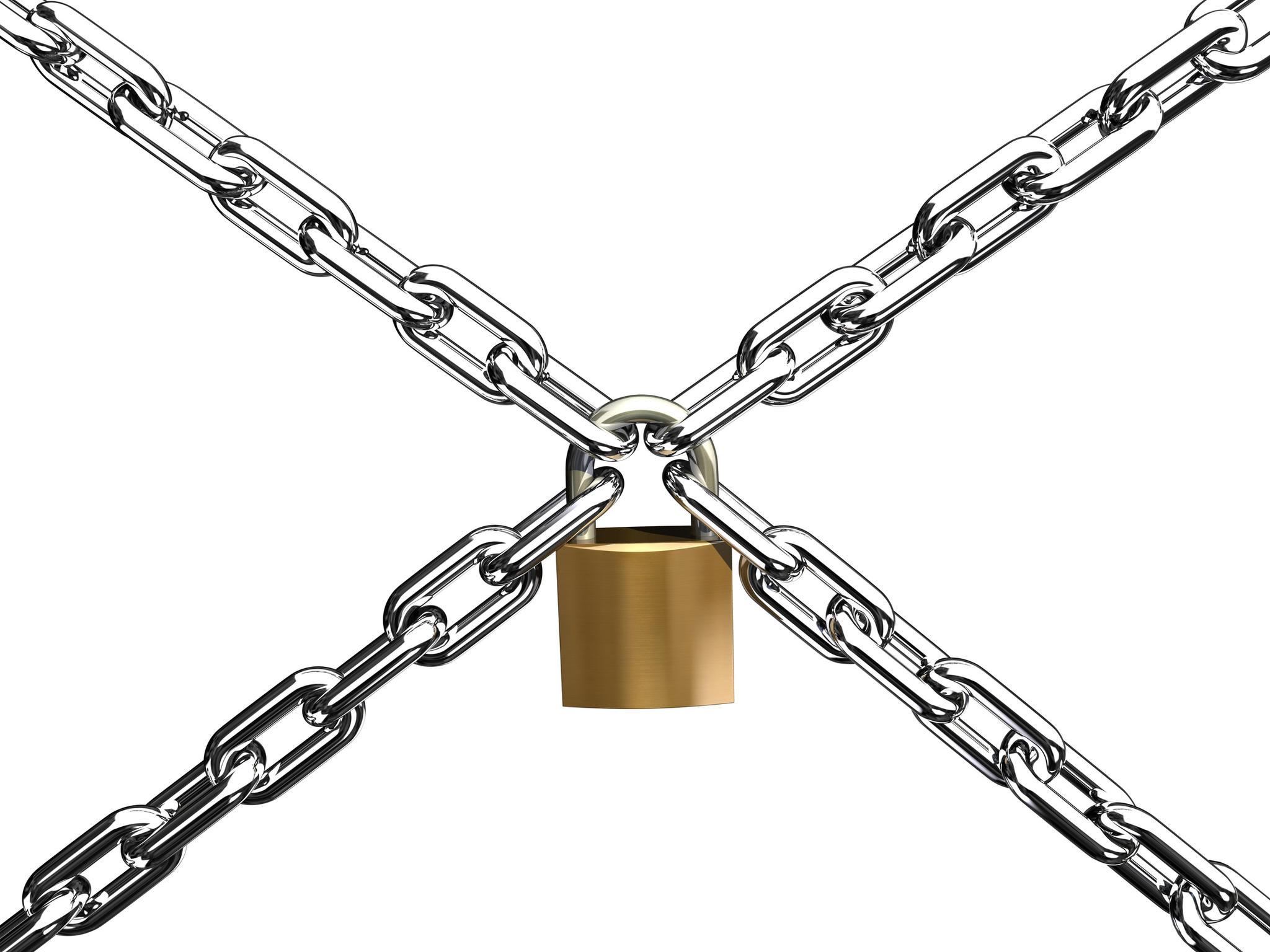 chain cross lock   Pivotel (Pty) Ltd