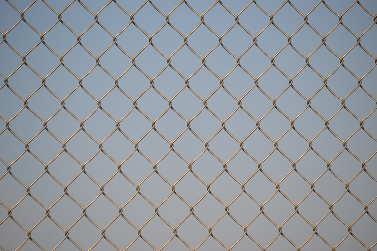 Free photo: Chain Mail Fence - Metallic, Wire, Chain - Free Download ...