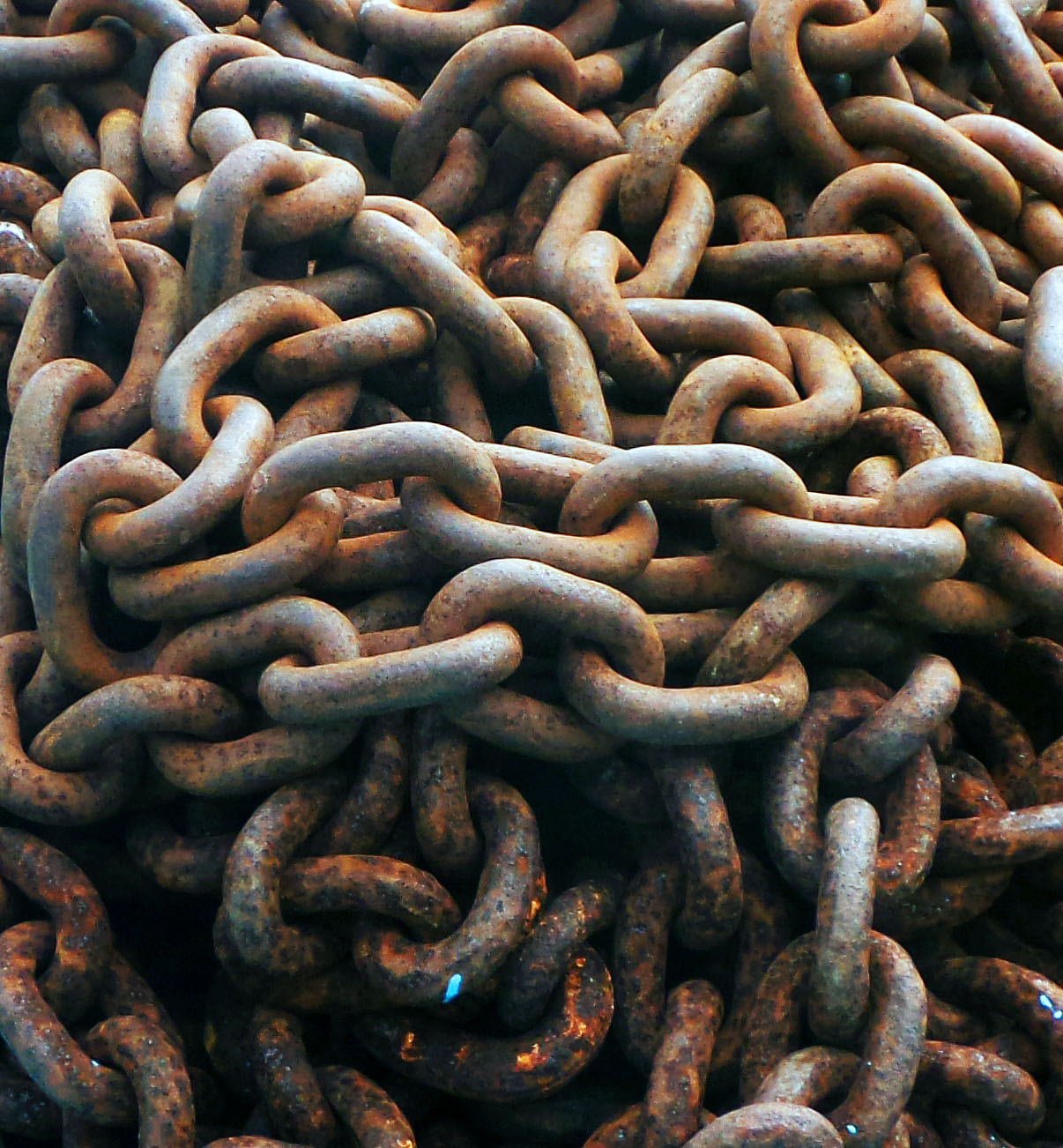 Chain texture, Rusted, Texture, Strong, Metal, HQ Photo