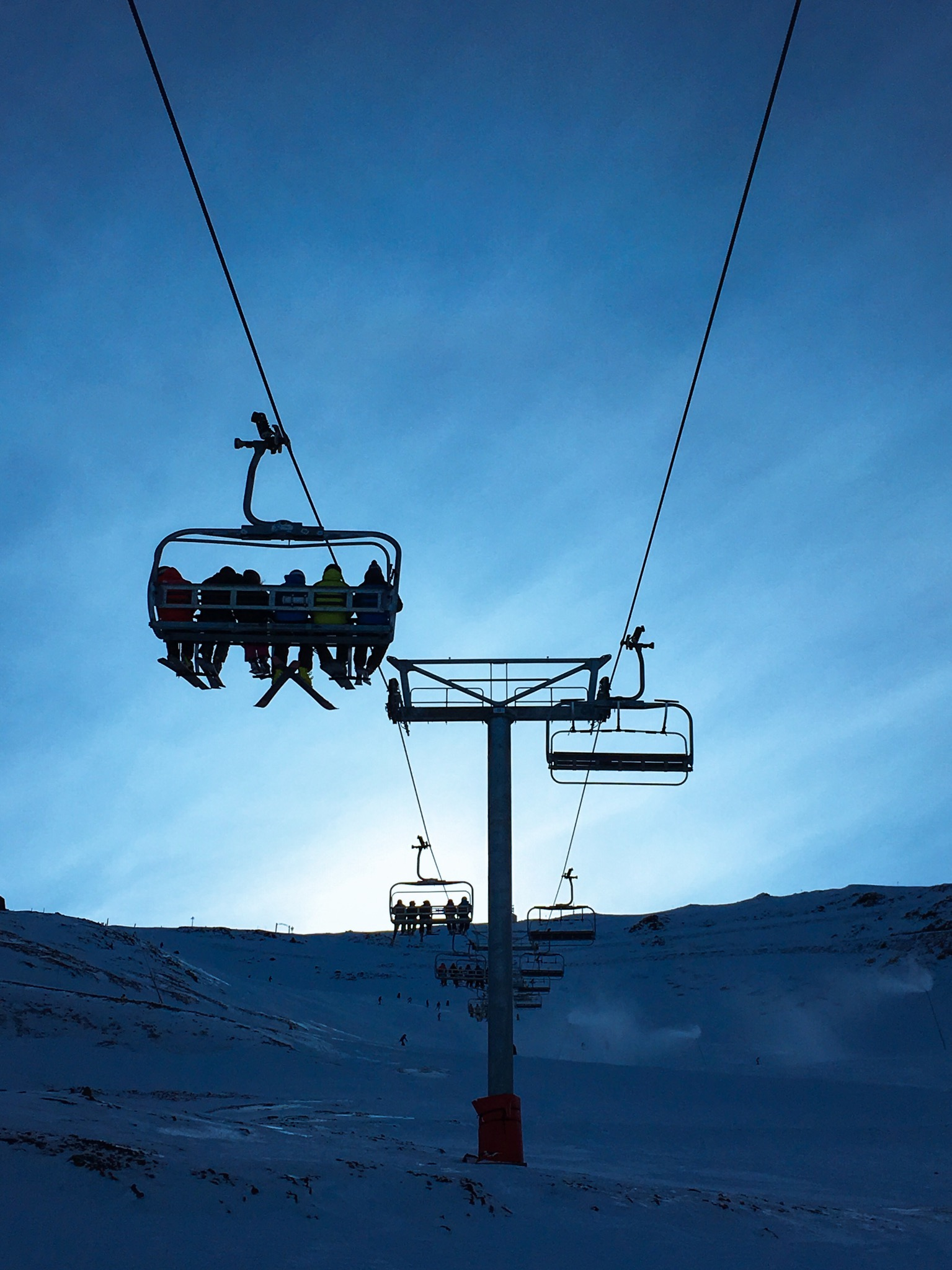Chairlift Etiquette: How to get off a chairlift gracefully