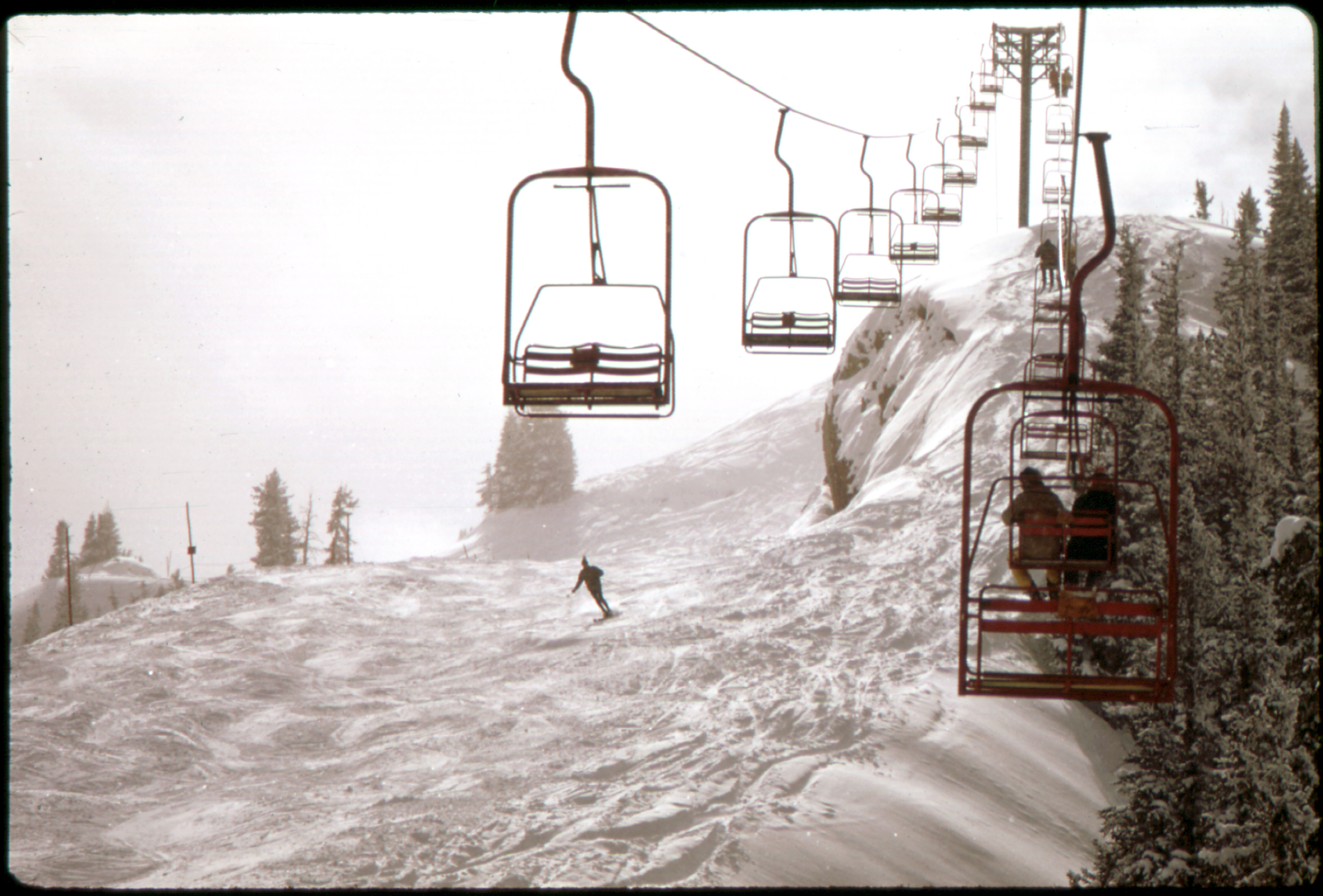 Chairlifts photo