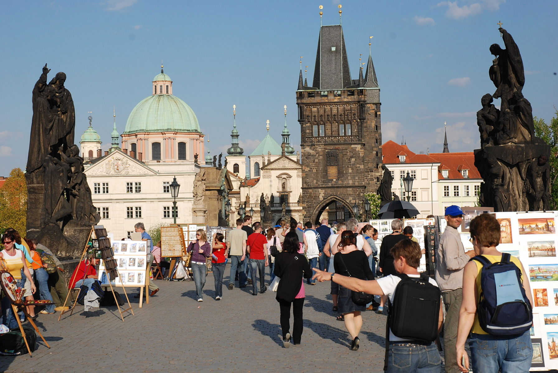 The Charles Bridge | Prague Stay