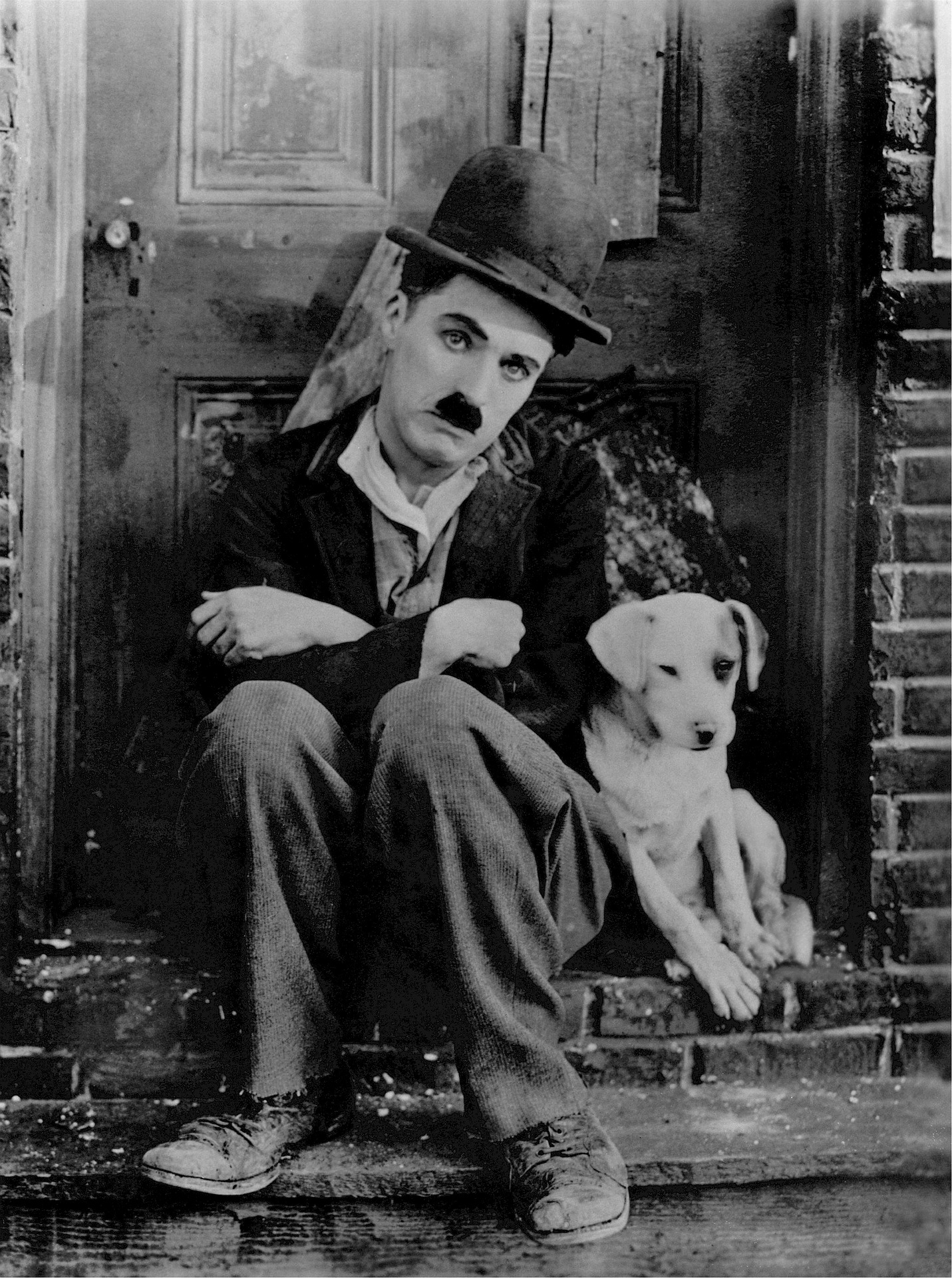 Free Photo Charlie Chaplin Personality Producer Television