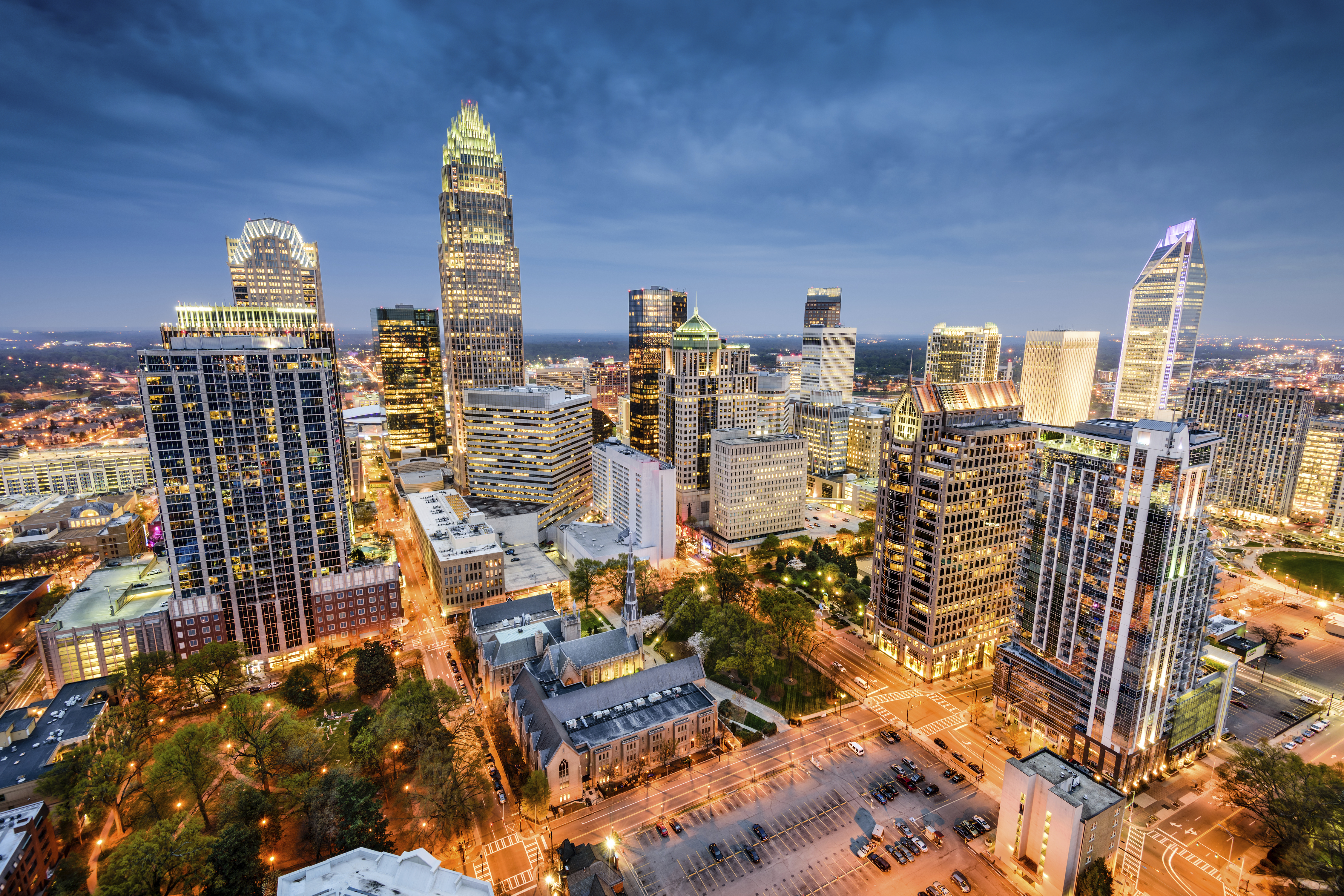 Charlotte On the Move! Two New Kimpton Hotels are Coming - Life is Suite