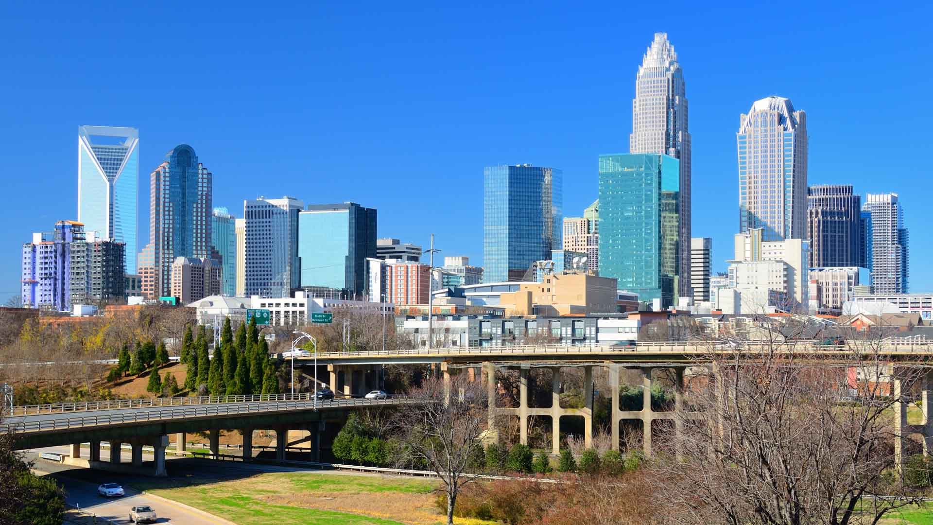 Cosmopolitan City of the South, Charlotte Becoming Less Affordable ...