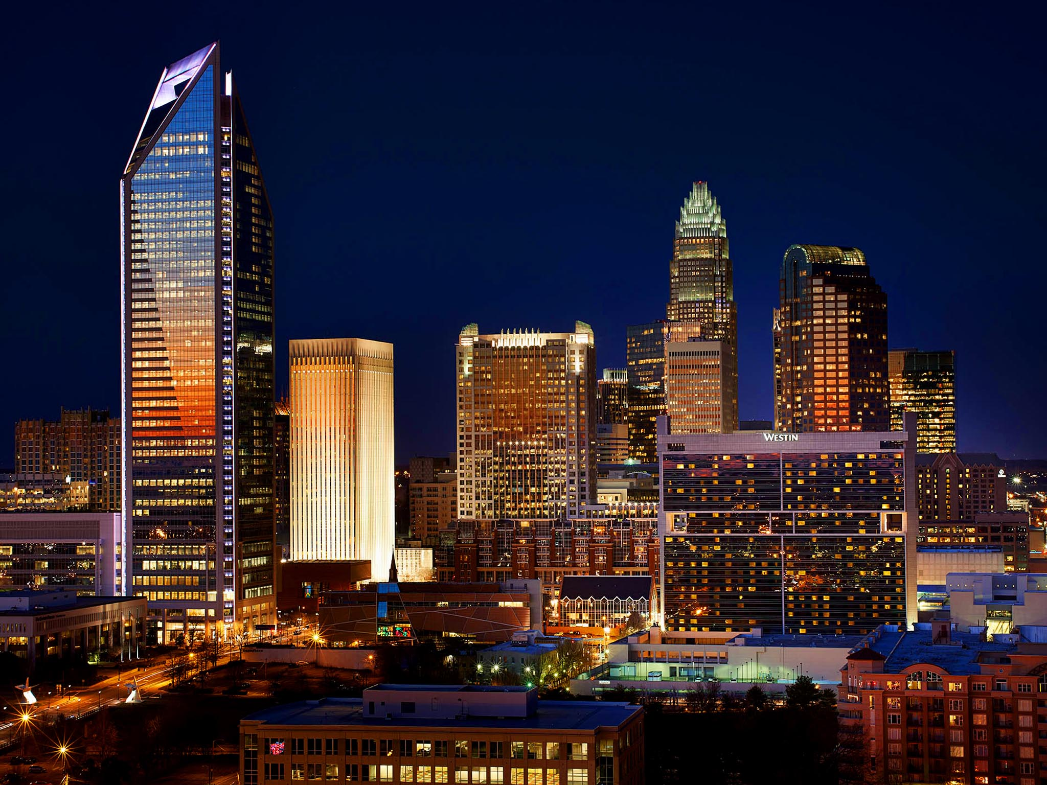 Hotels in Charlotte, NC | The Westin Charlotte