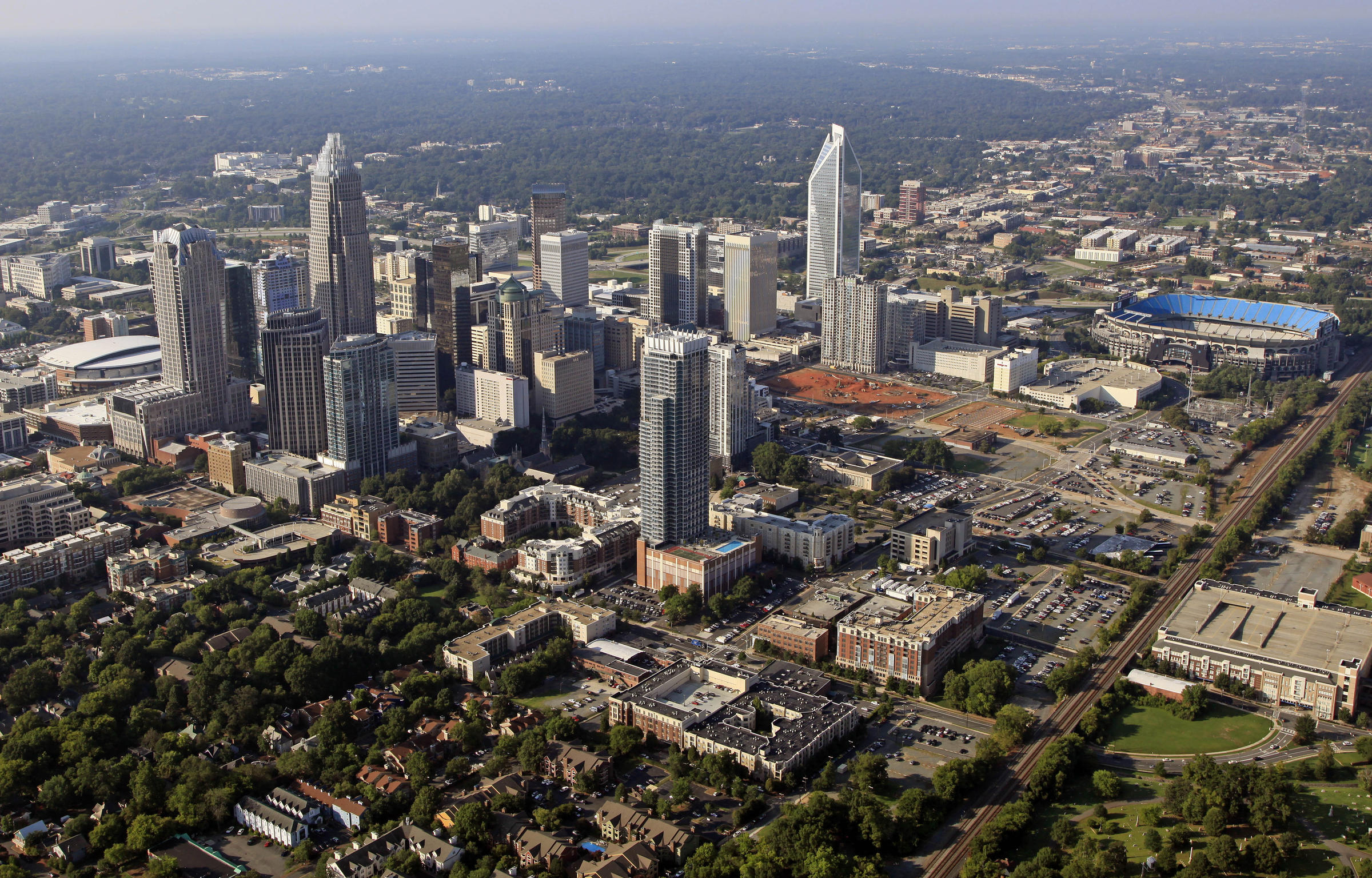 A Conversation On Inequality And Racial Disparities In Charlotte | WUNC
