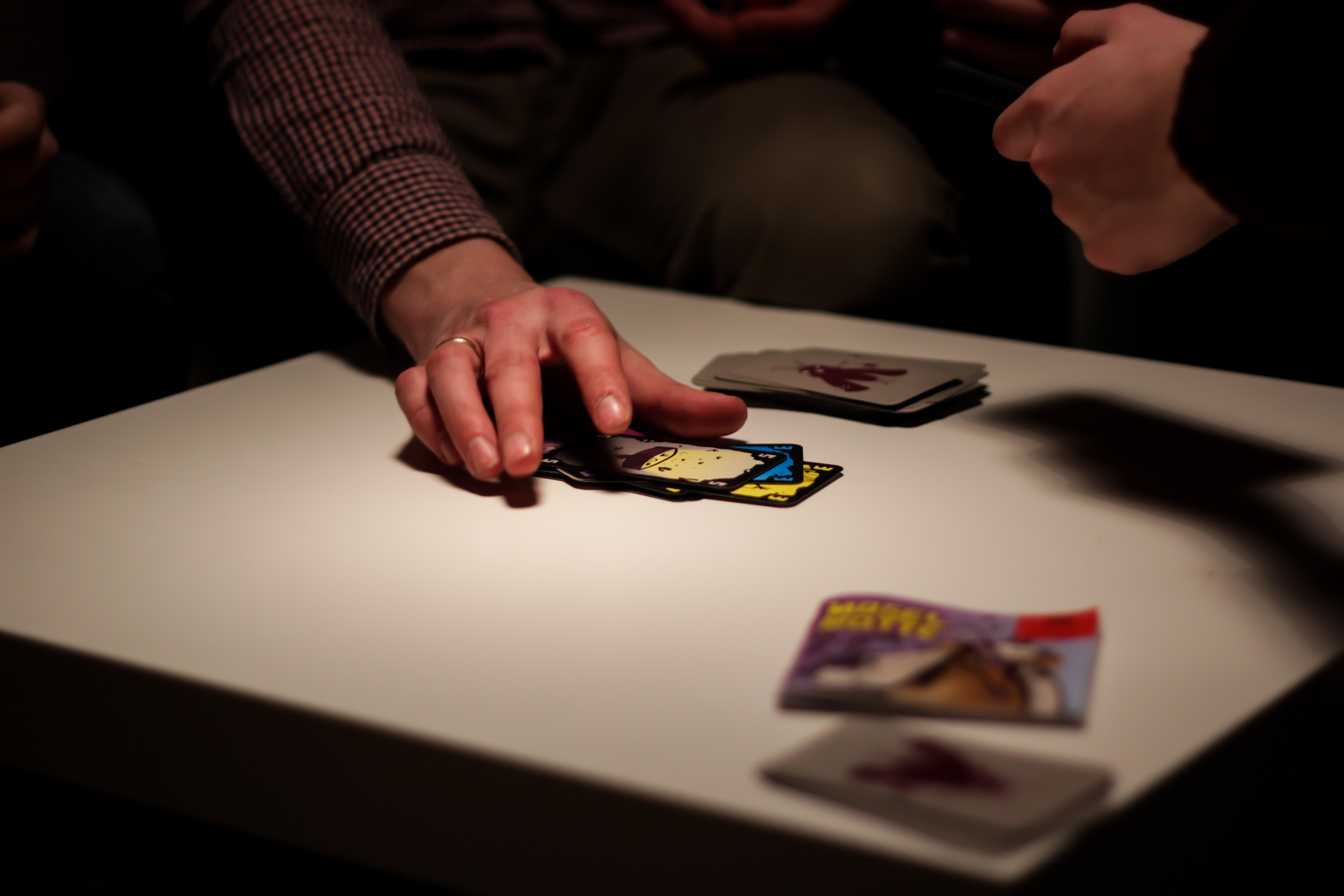 Cheating game dixit photo
