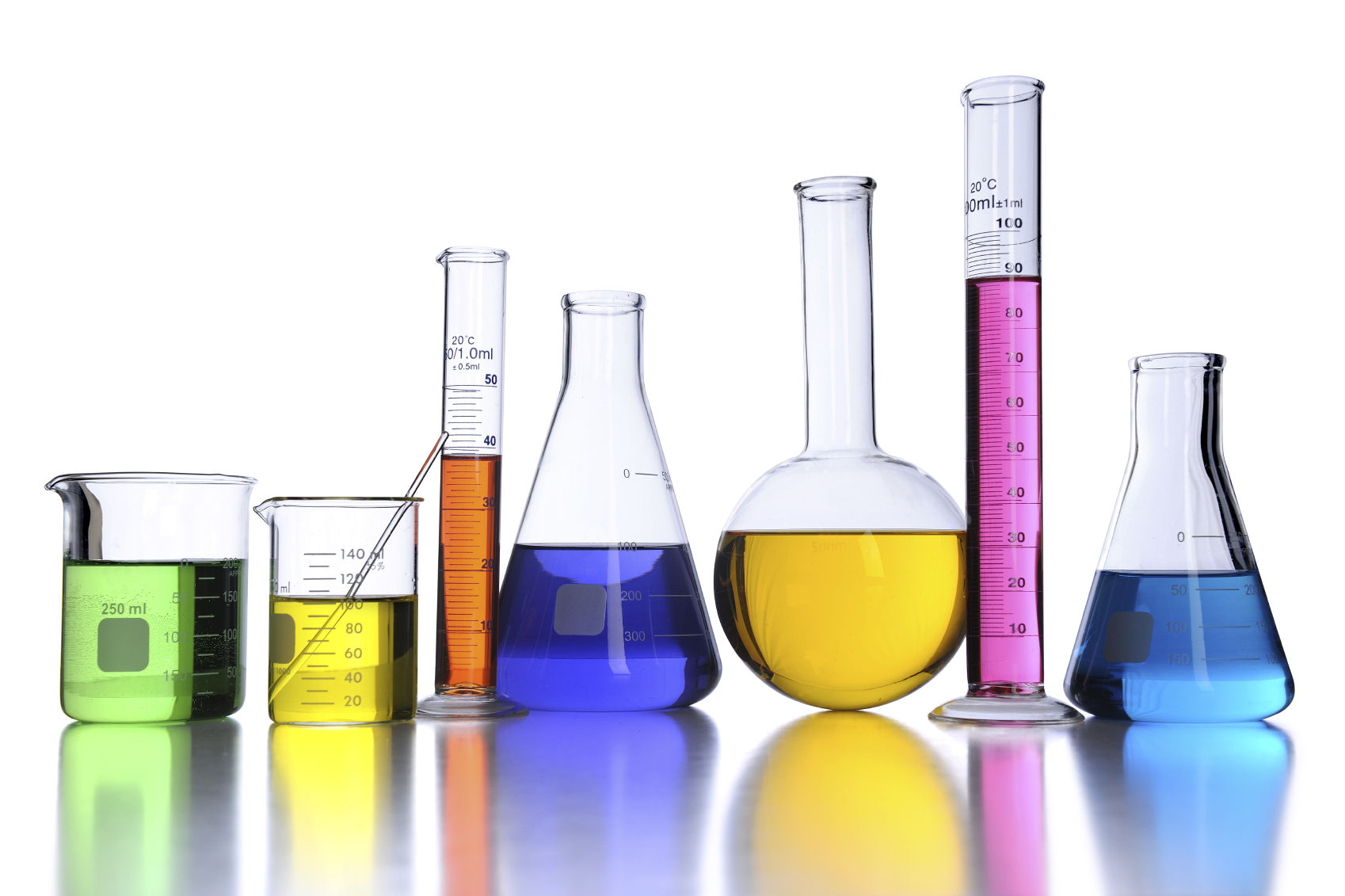 Chemical solution photo