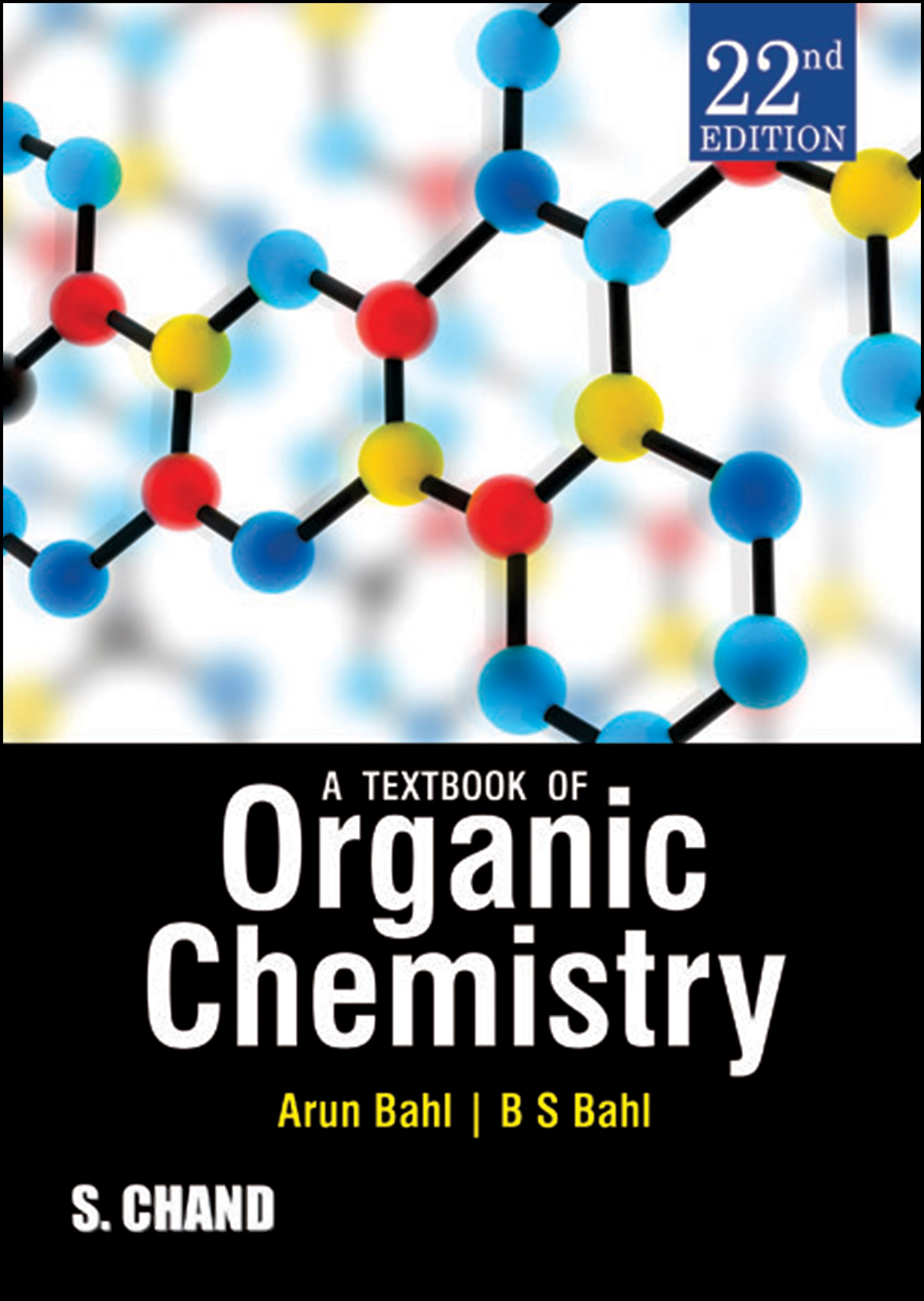Buy Online Organic Chemistry Books lowest Price on S Chand Publishing