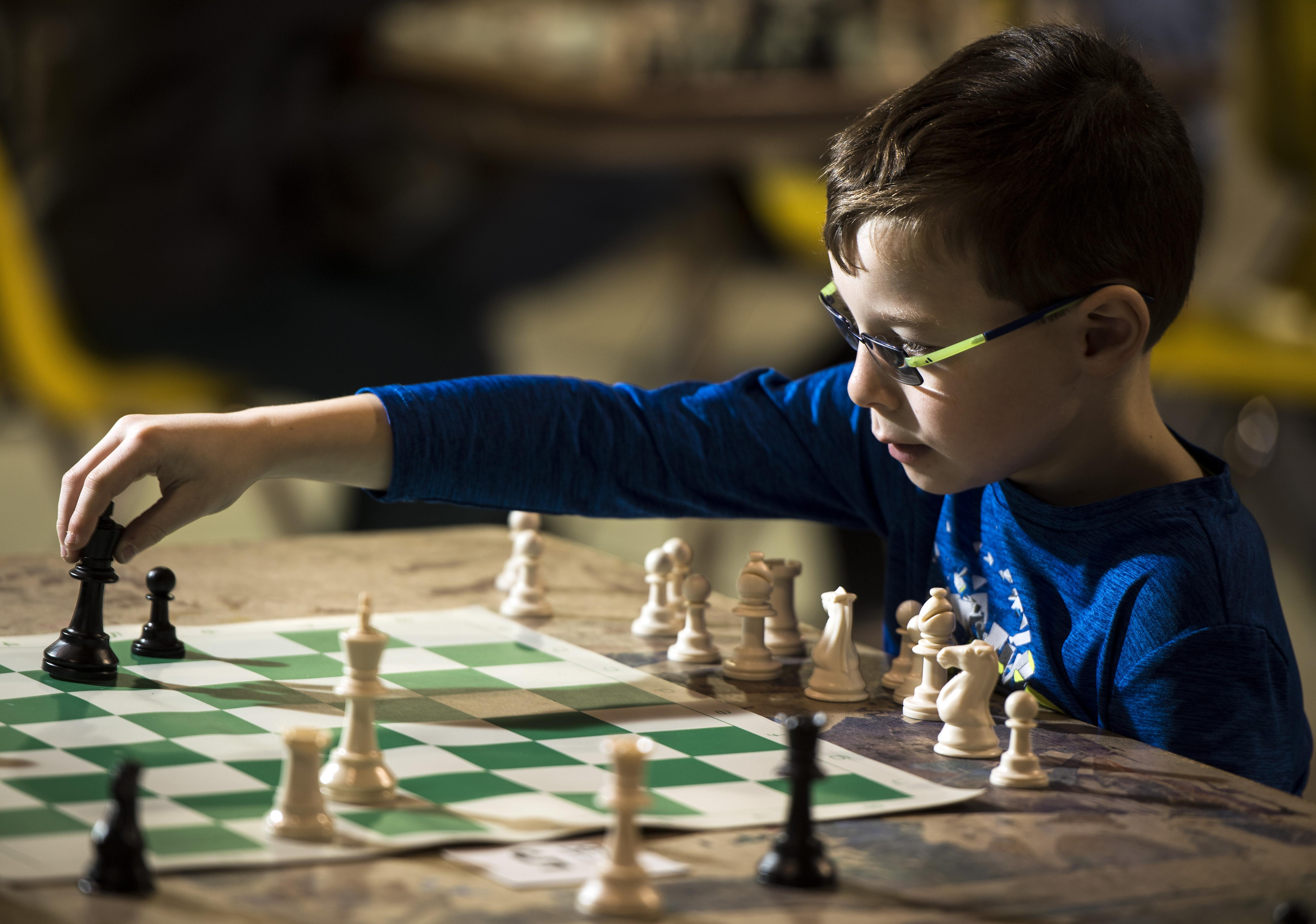 Chess enthusiasts trying to build a following in area schools | The ...