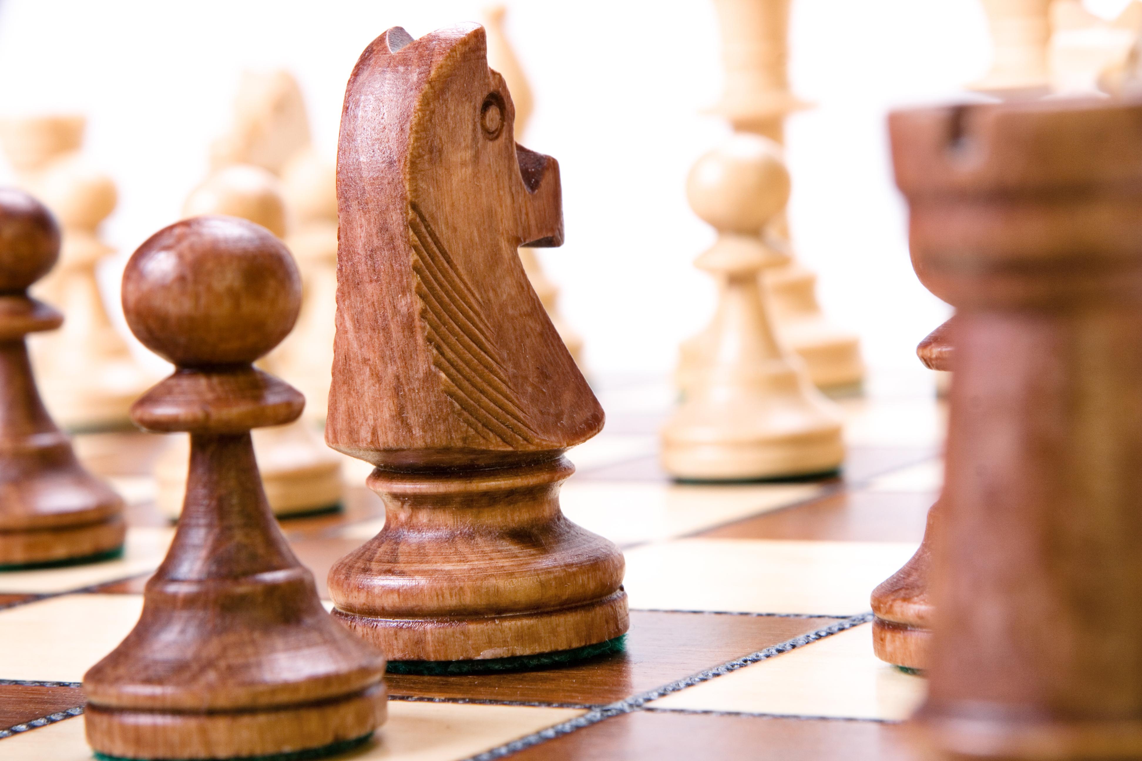 Chess, Board, Intelligence, White, Think, HQ Photo