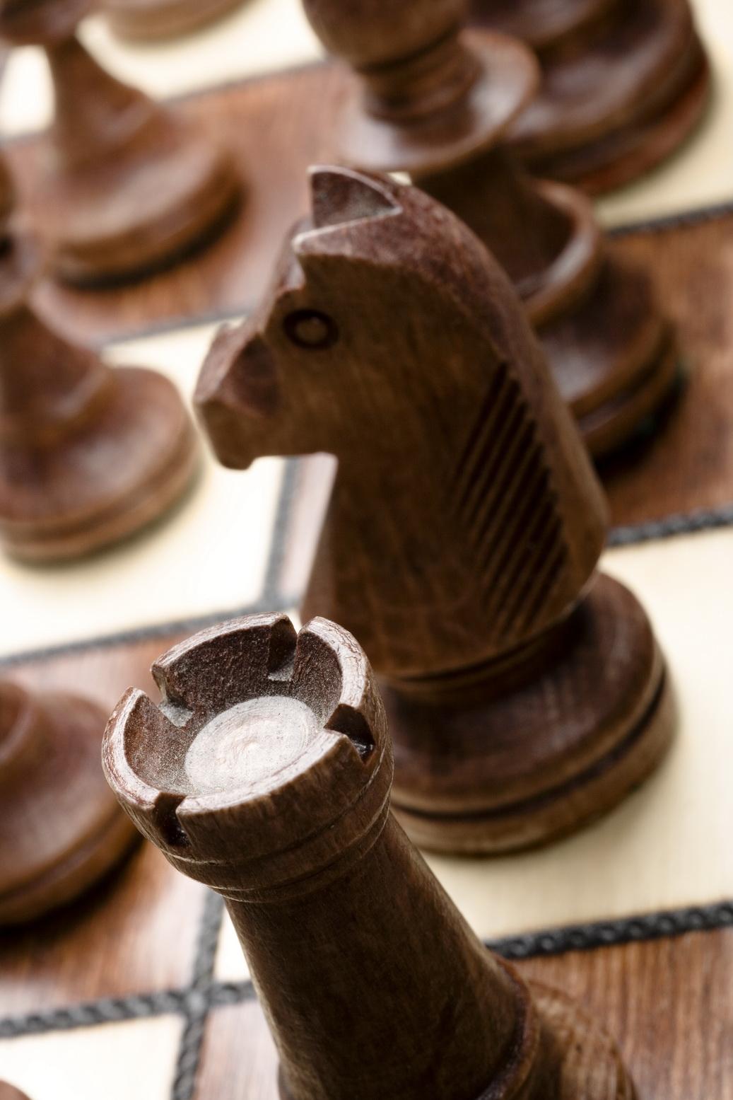 chess, Black, Leisure, Winner, White, HQ Photo