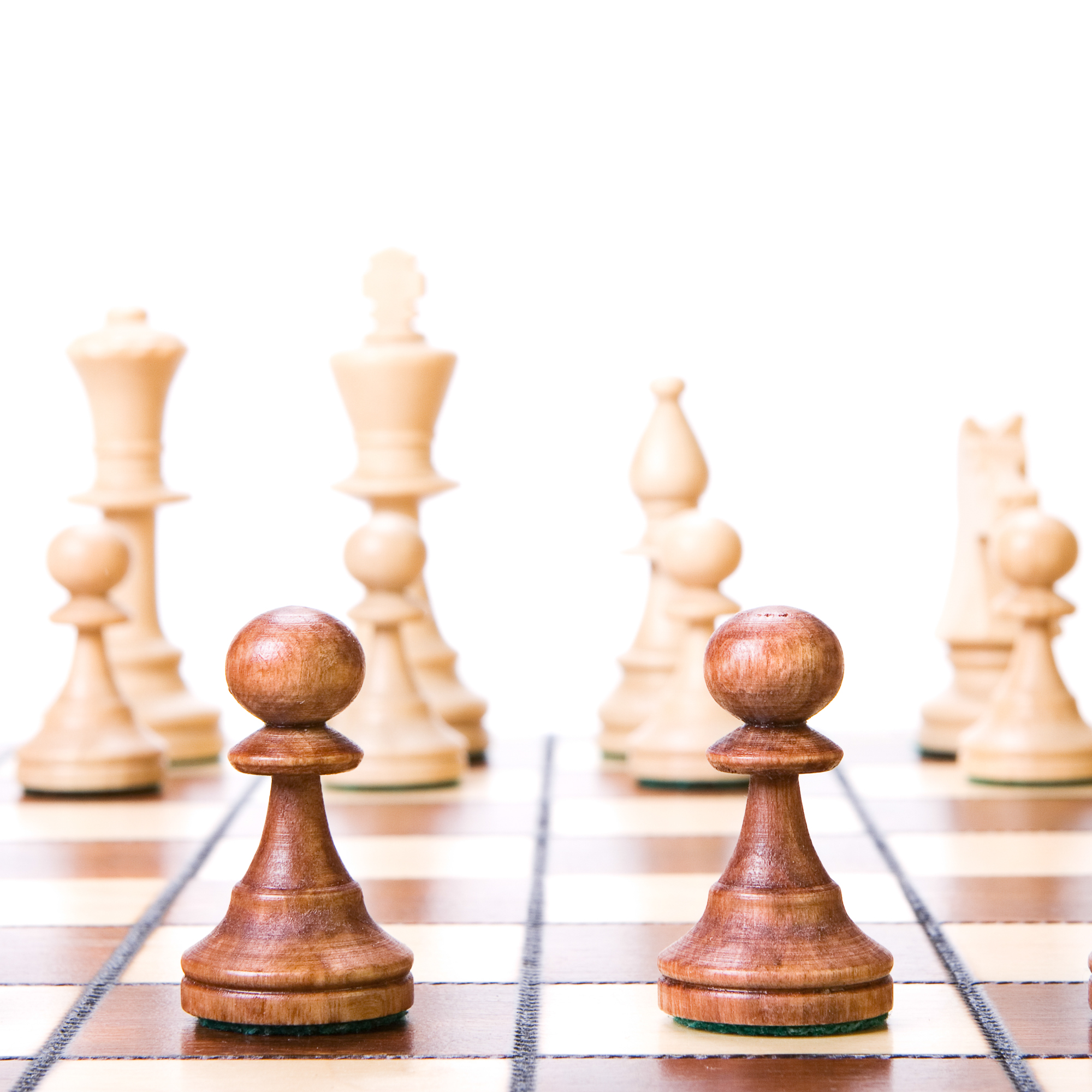 chess, Battle, Intelligence, White, Think, HQ Photo