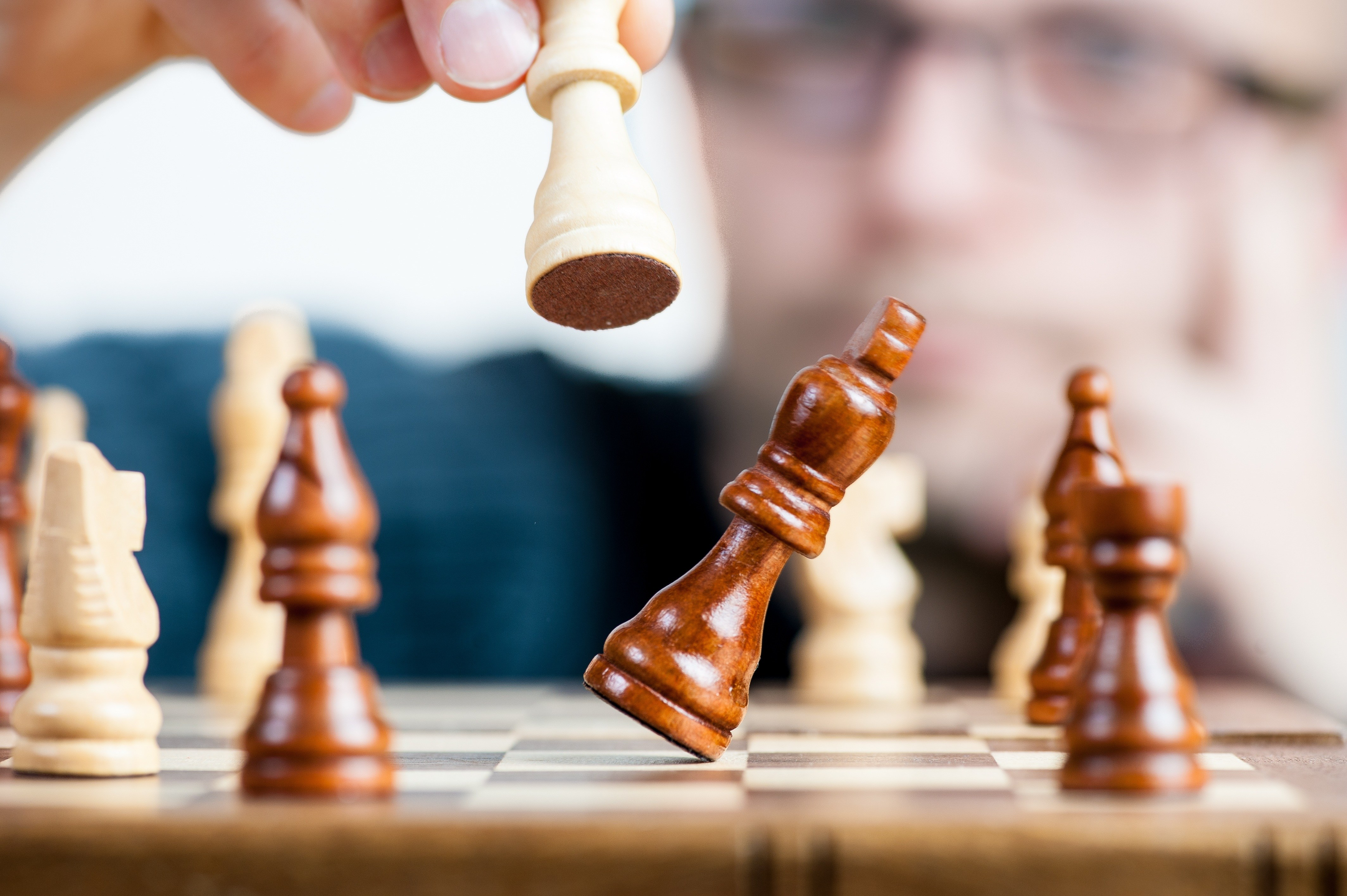 Checkmate: ETSU student starts Johnson City Chess Club | East Tennessean