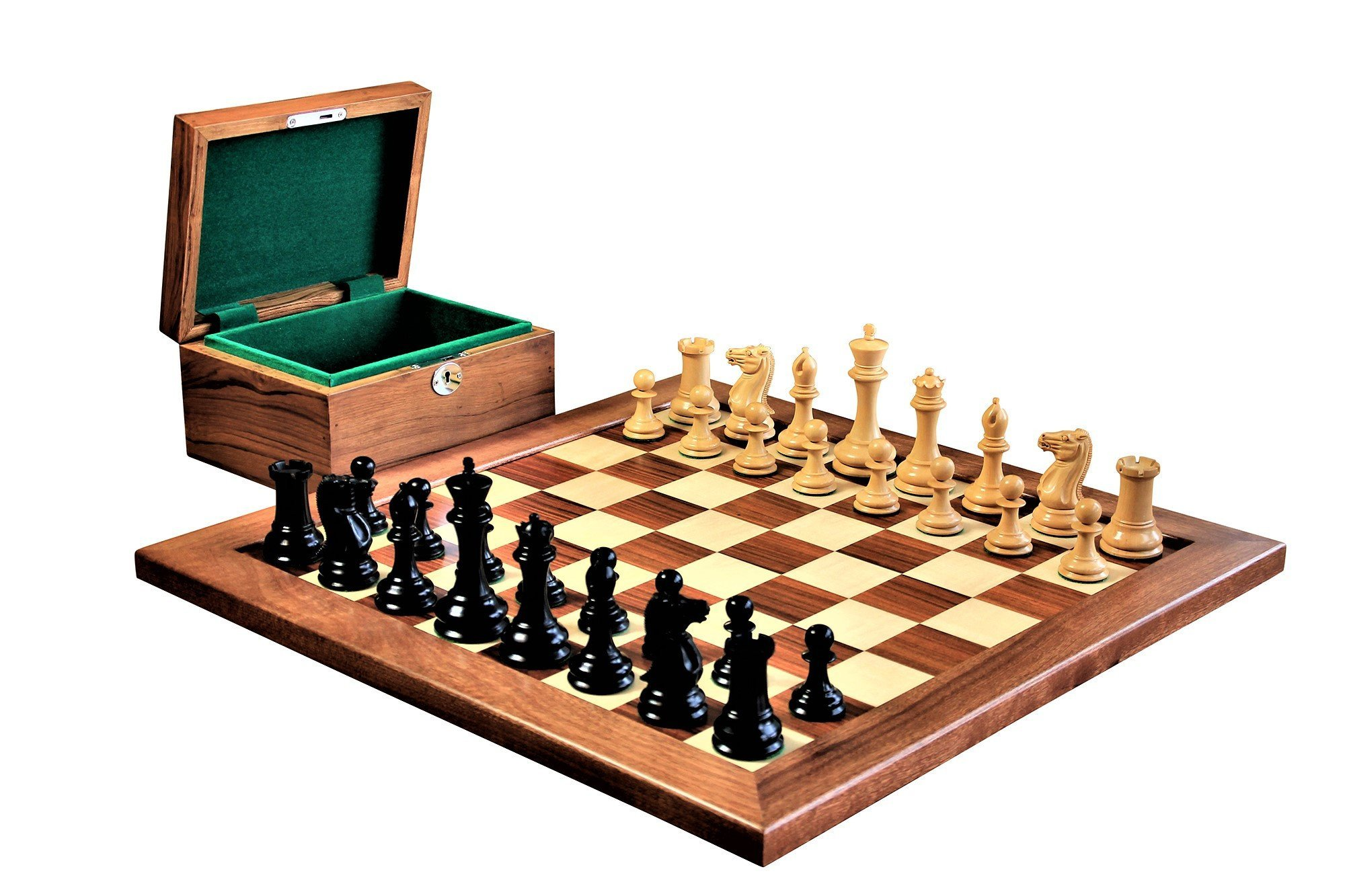 Shop for Luxury Chess Sets at ChessMaze