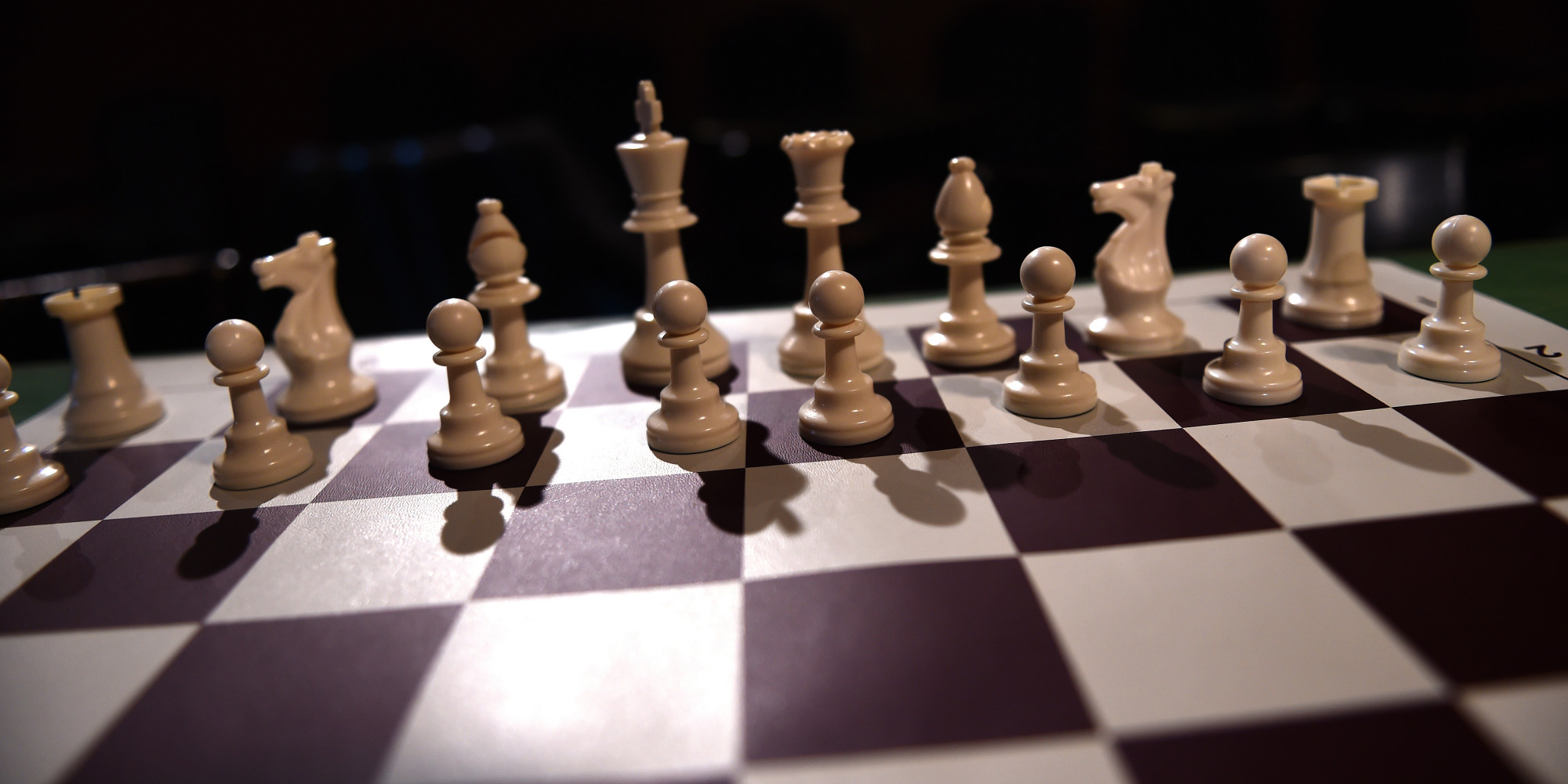 Every Chess Game Tells a Story | HuffPost