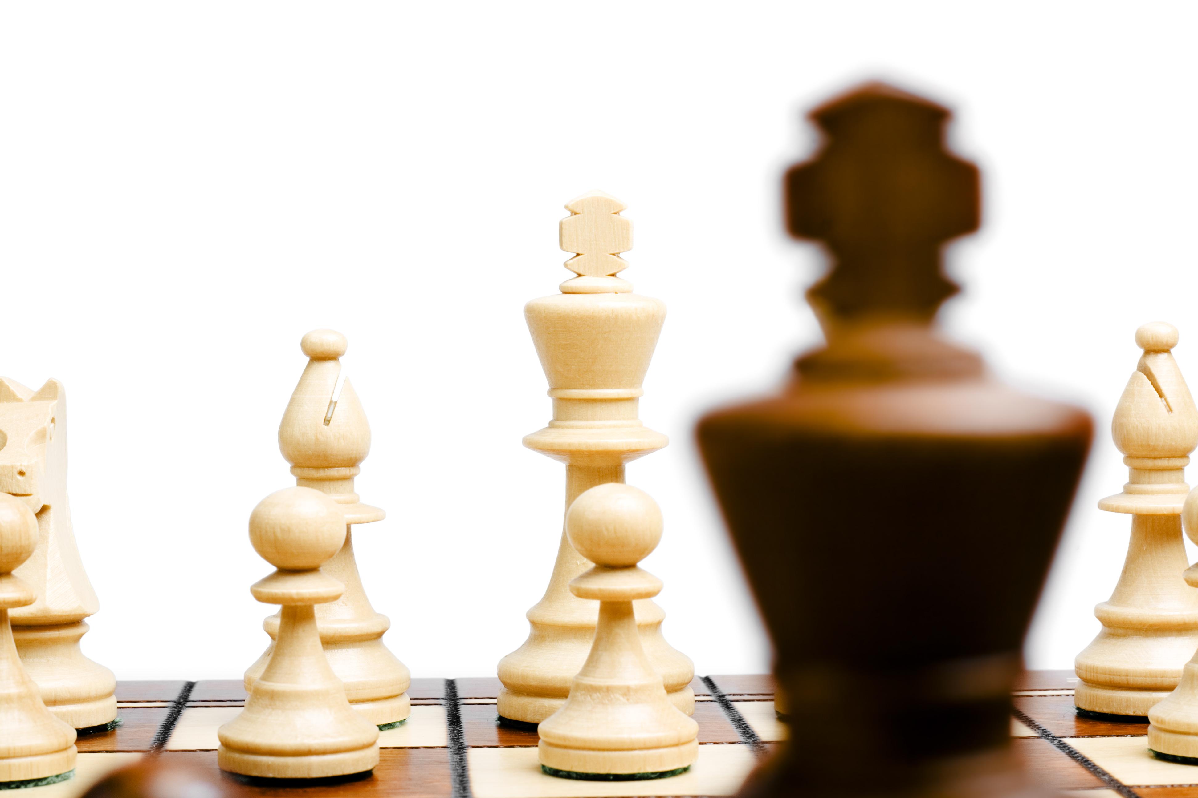 chess close-up, Battle, Intelligence, Think, Success, HQ Photo