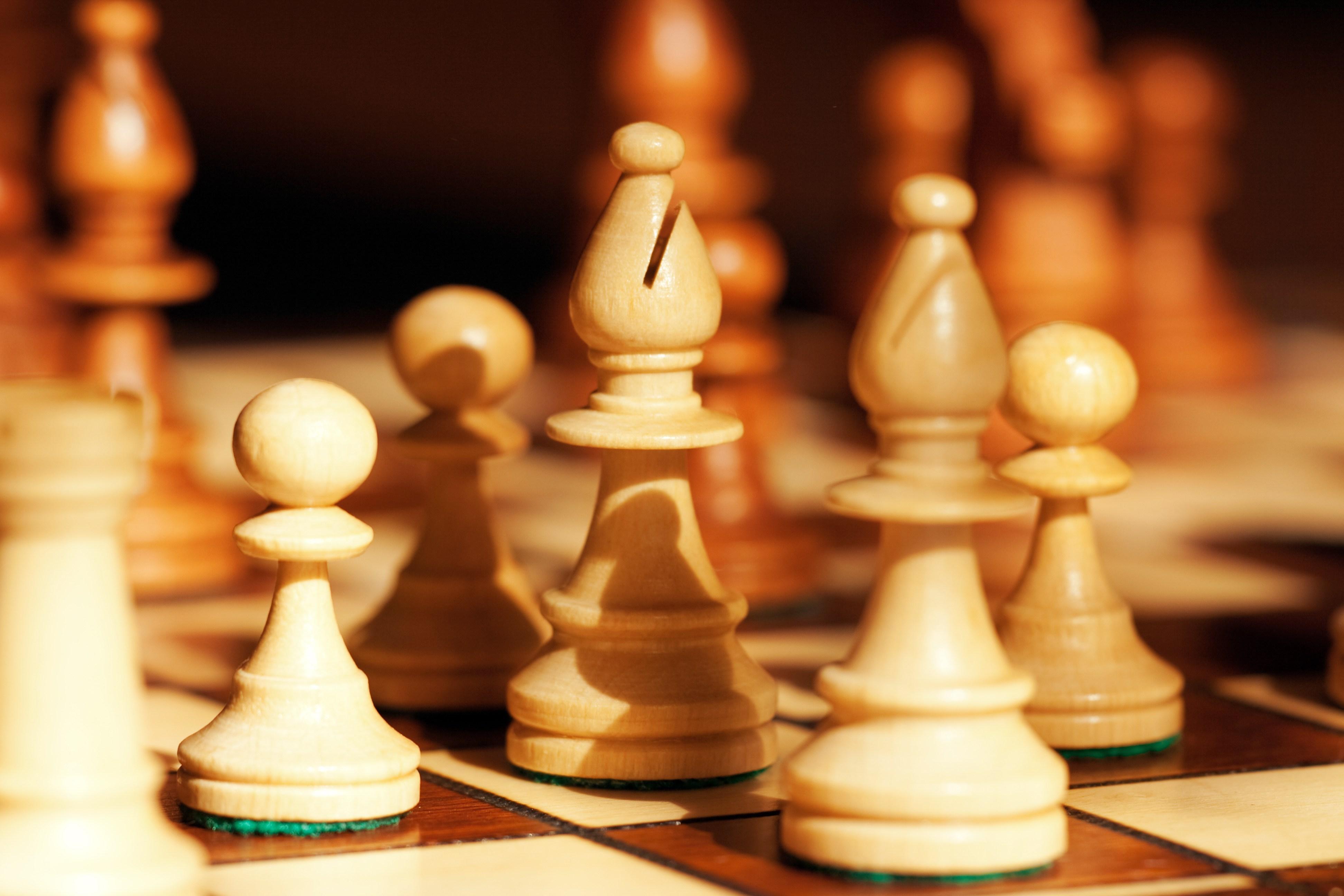 Chess close-up. – IRMT