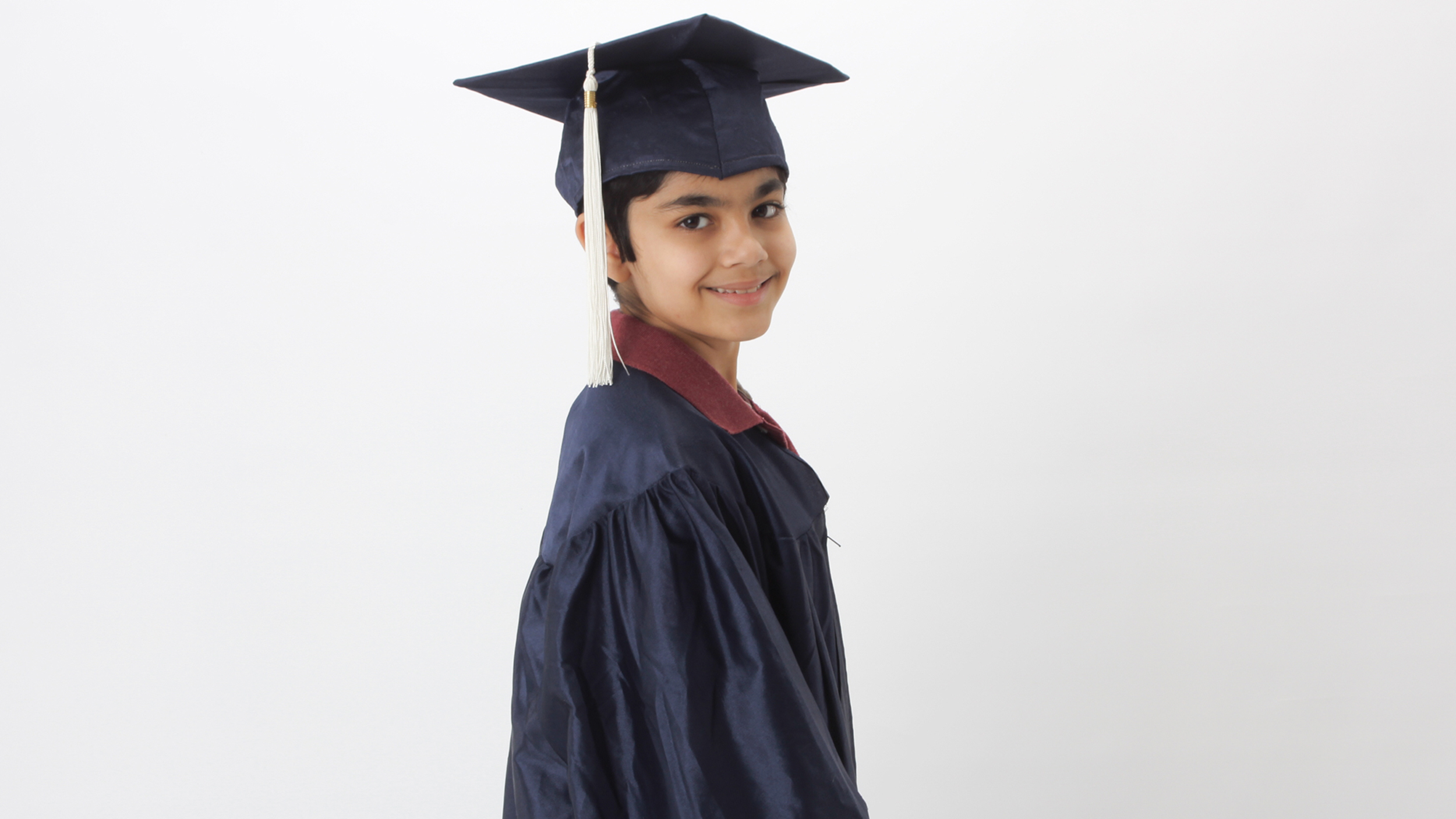 Meet the 10-year-old prodigy who just graduated from high school