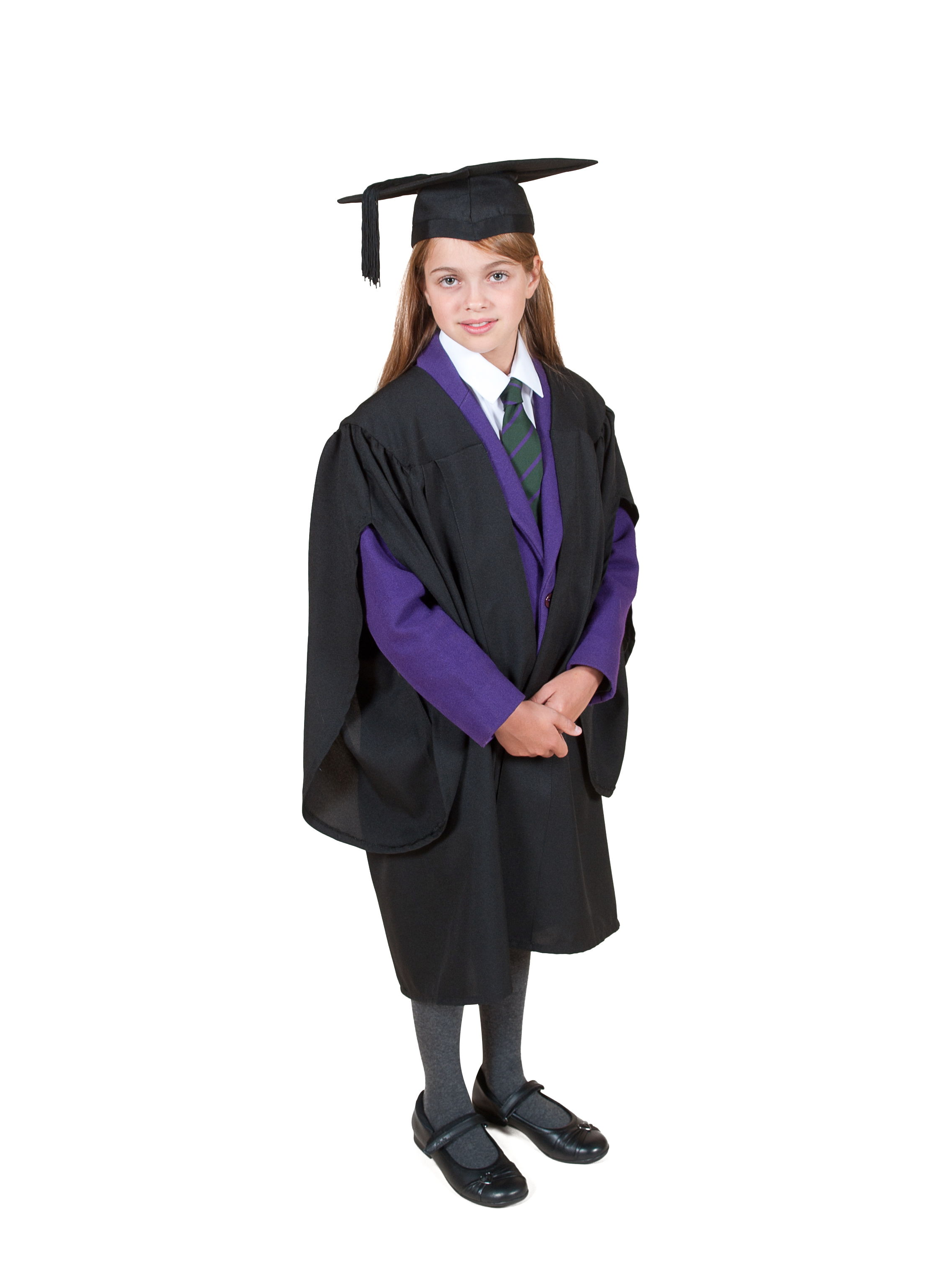 Children's Traditional Graduation Gown