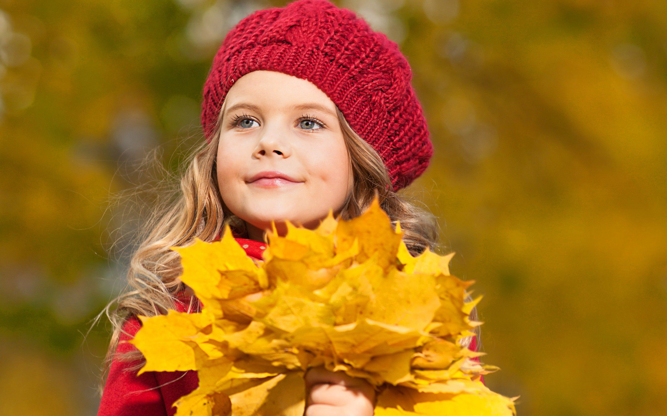 Cute Kids Autumn - Tierra Este | #62574