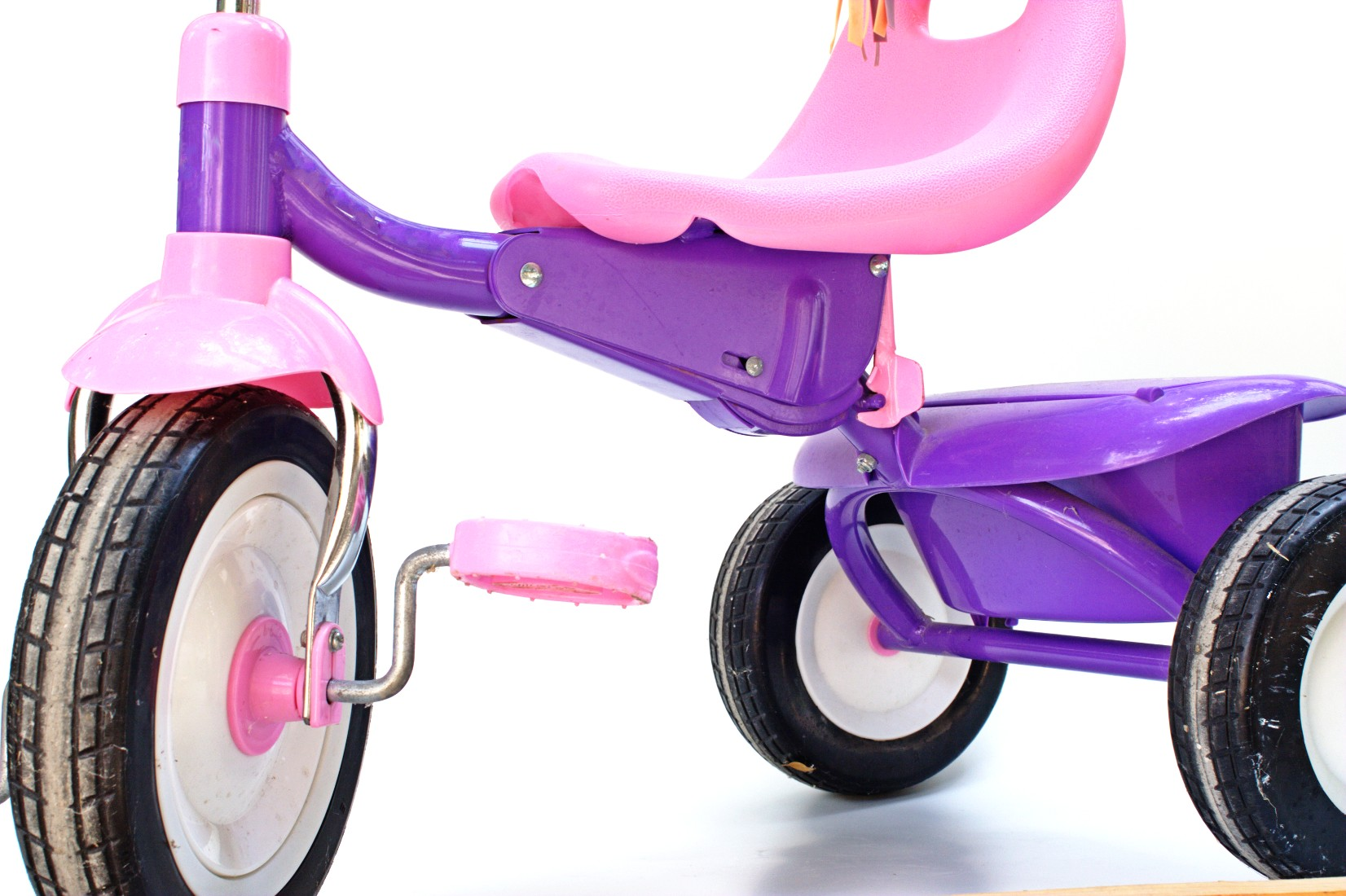 Child's tricycle photo