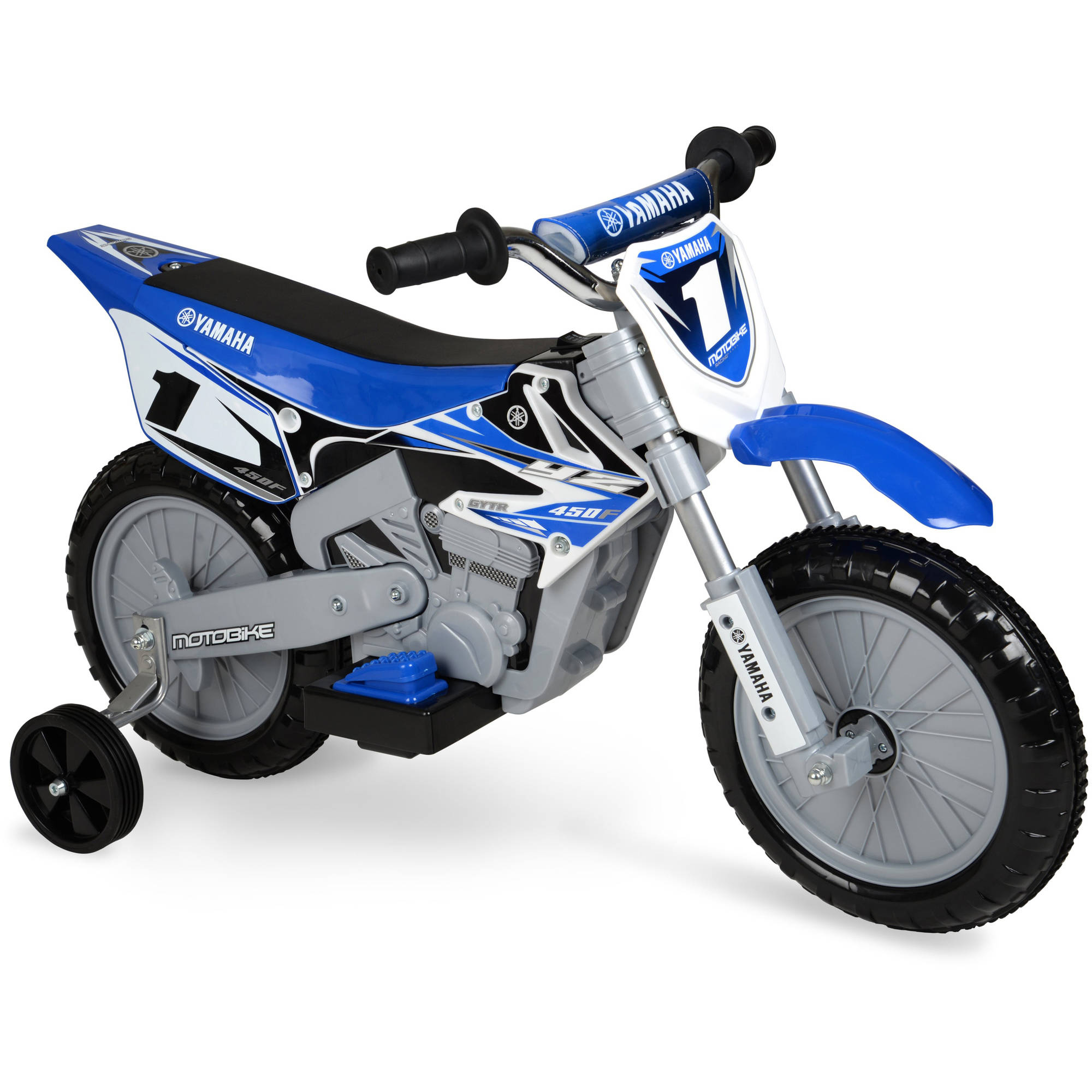 Kids' Motorcycle Toddlers Child Ride On Dirt Bike Riding Toy Boys ...
