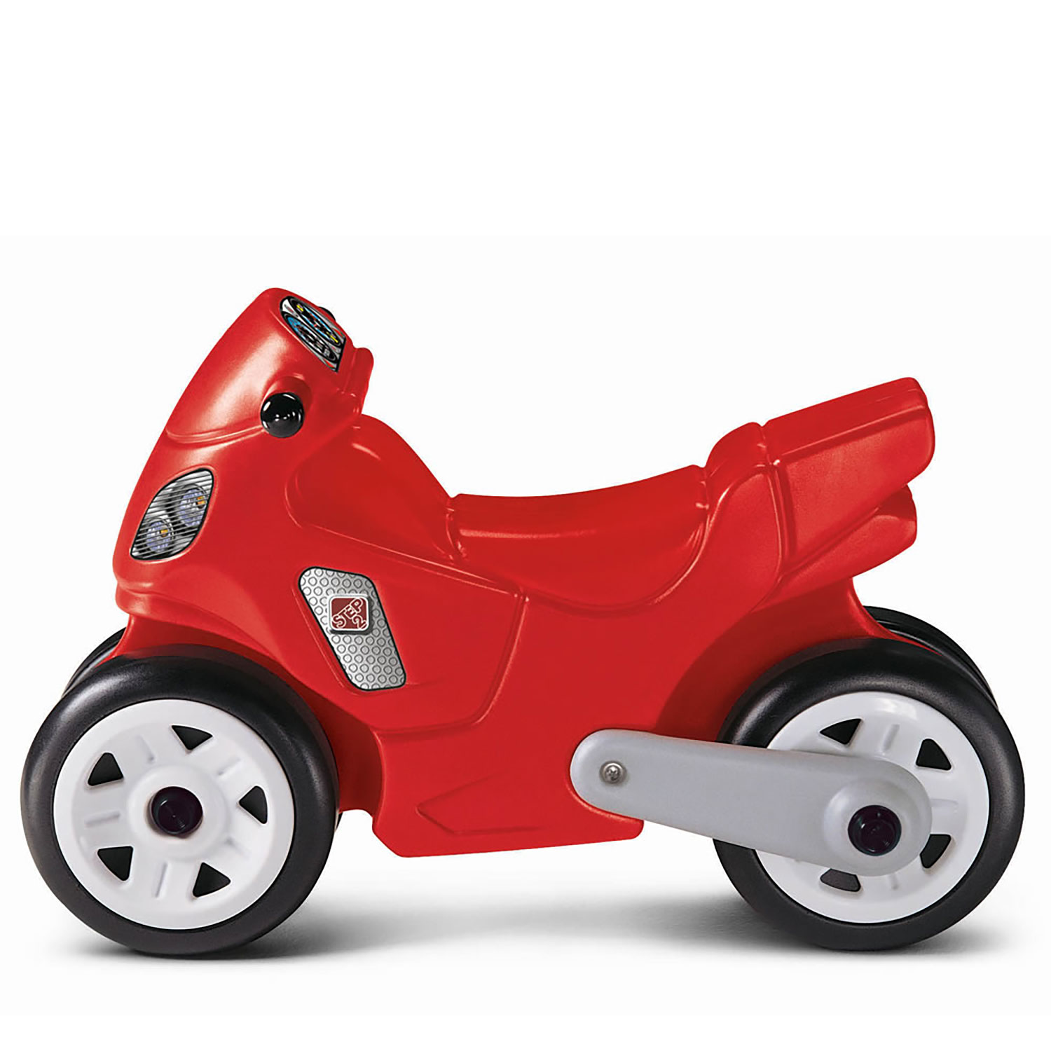 Step2 Toddler Child Manually Operated Motorcycle Tricycle Ride On ...
