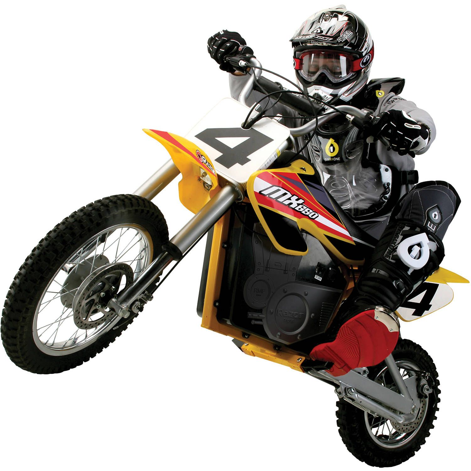 Children toy motorcycle photo