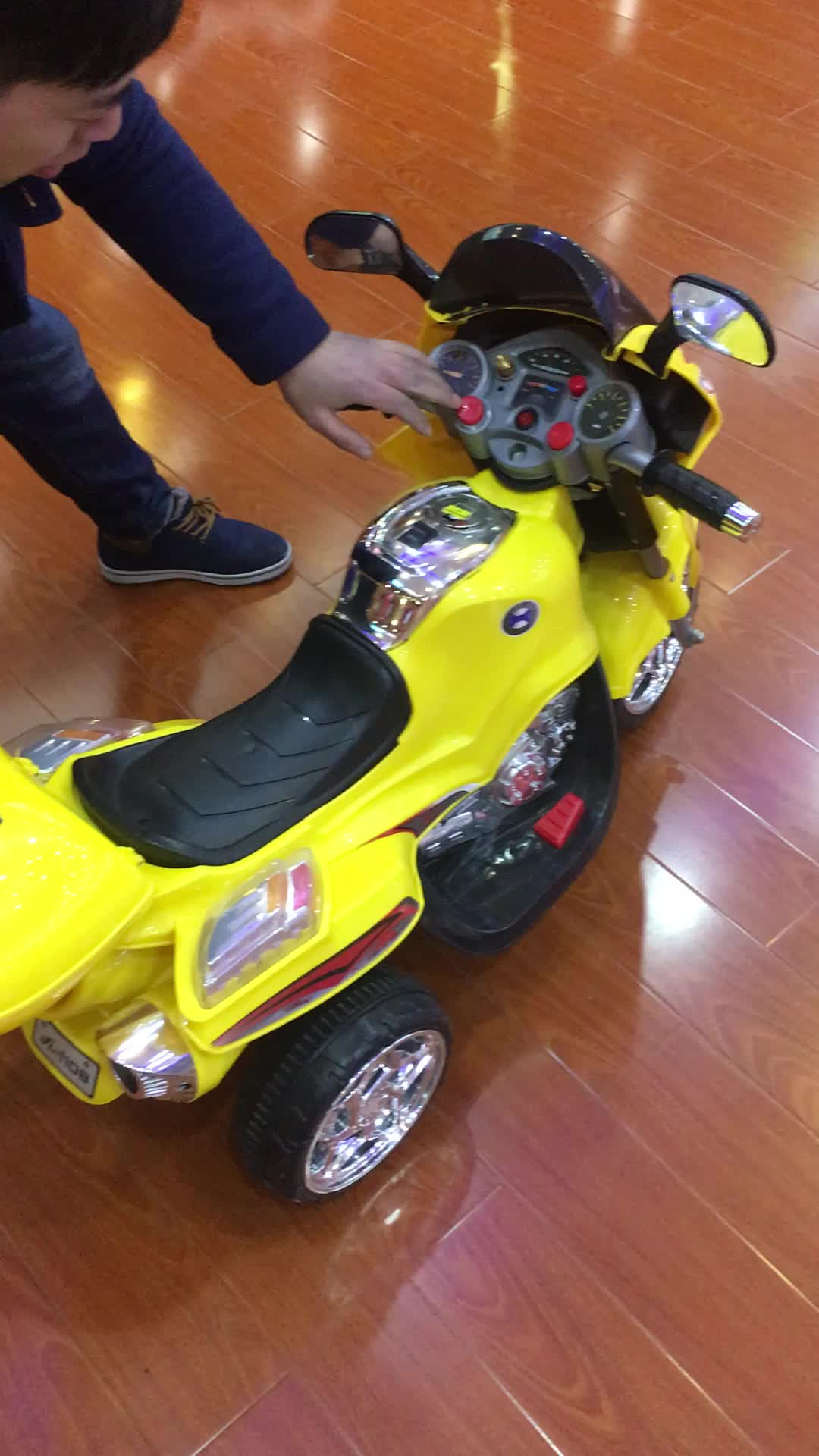 Children Battery Operated Motorcycle Toy - Buy Children Battery ...