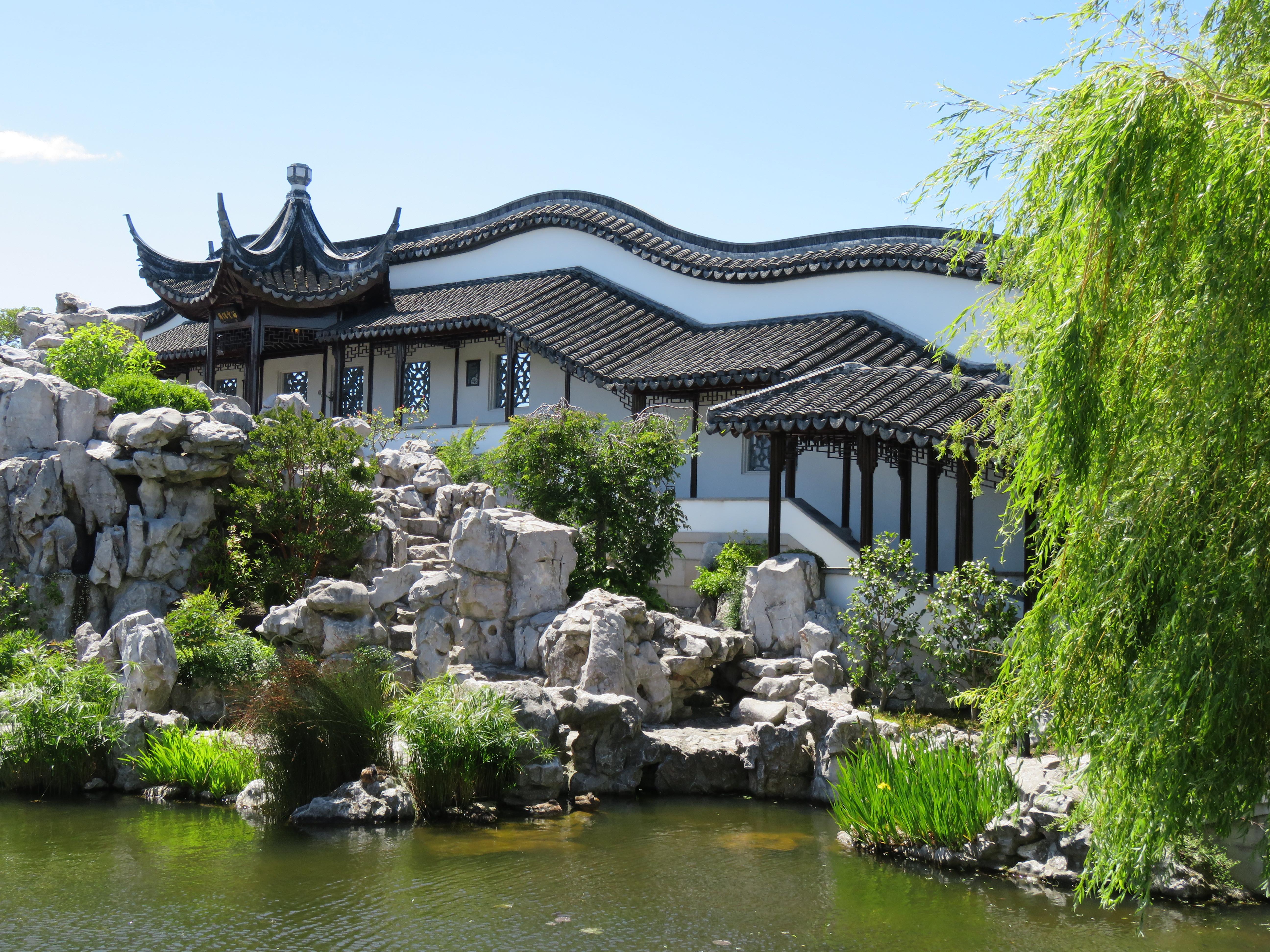 Dunedin Chinese Garden - Dunedin