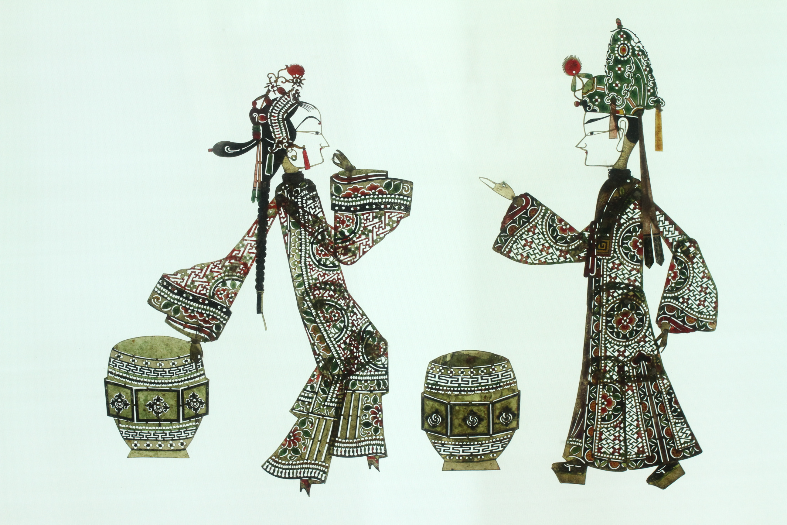 Chinese Puppets: Assembling the Old and the Live - &
