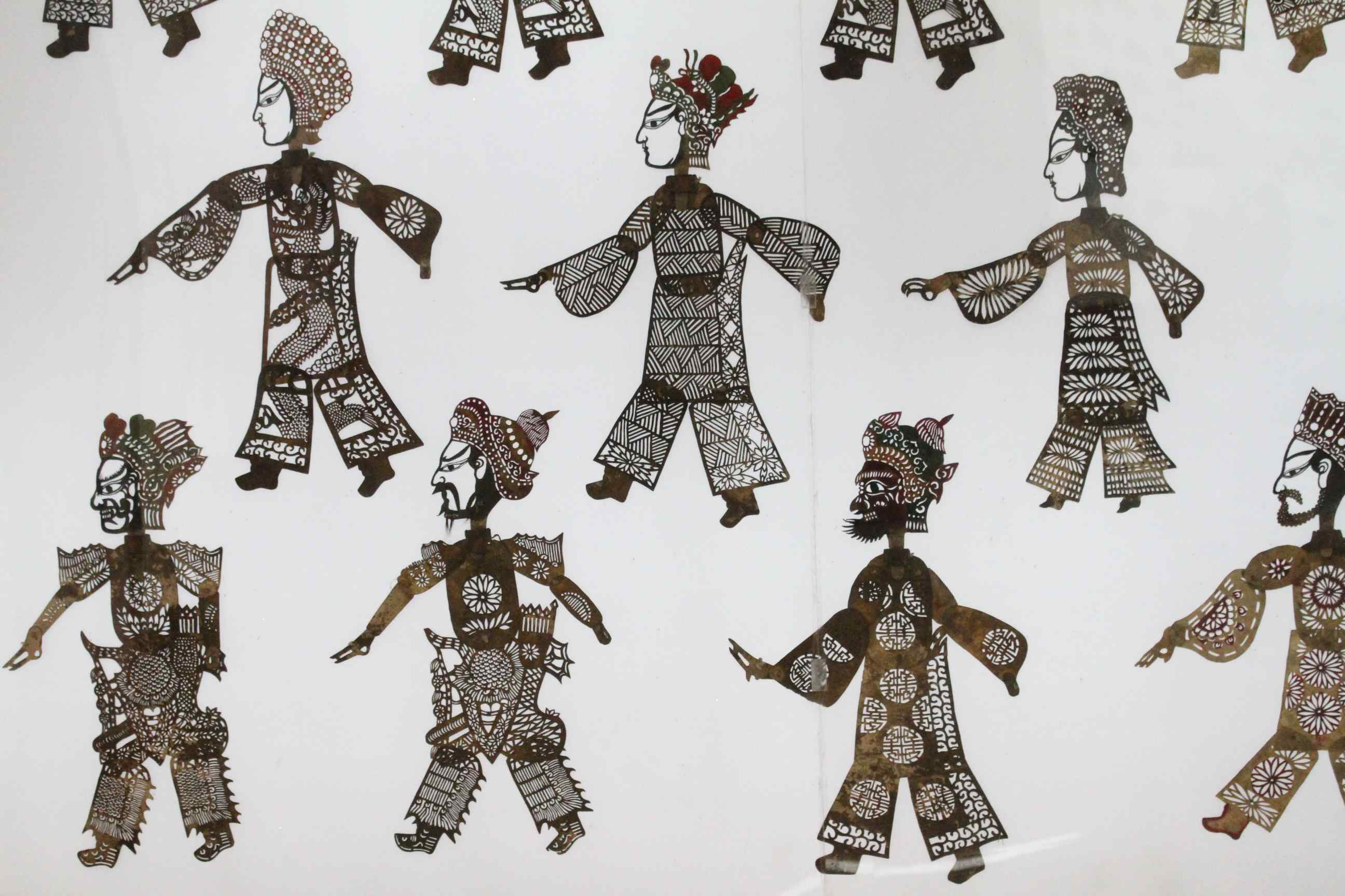 Chinese Shadow Puppetry, Shadow Puppet Show, Piying, Folk ...