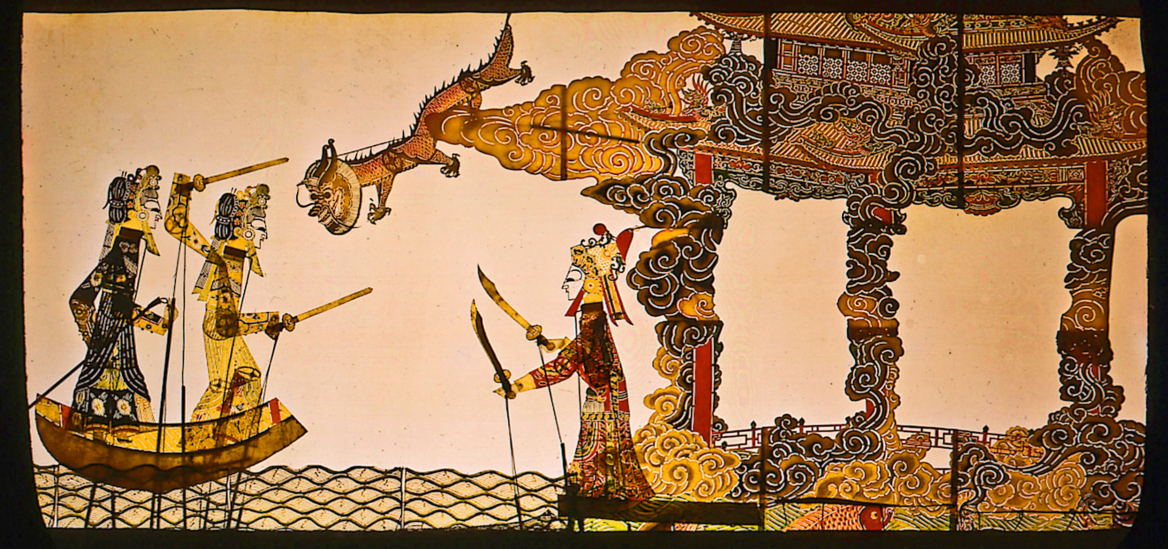 Red Gate: Pauline Benton and Chinese Shadow Theater
