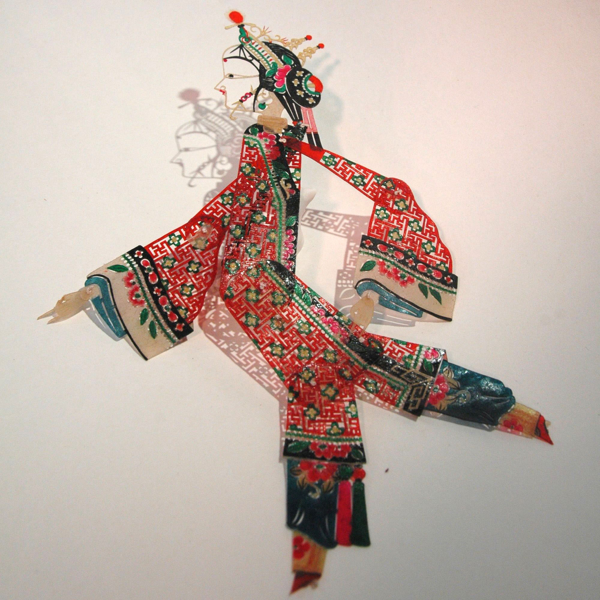 Chinese Shadow Puppet | Mountain Folkcraft