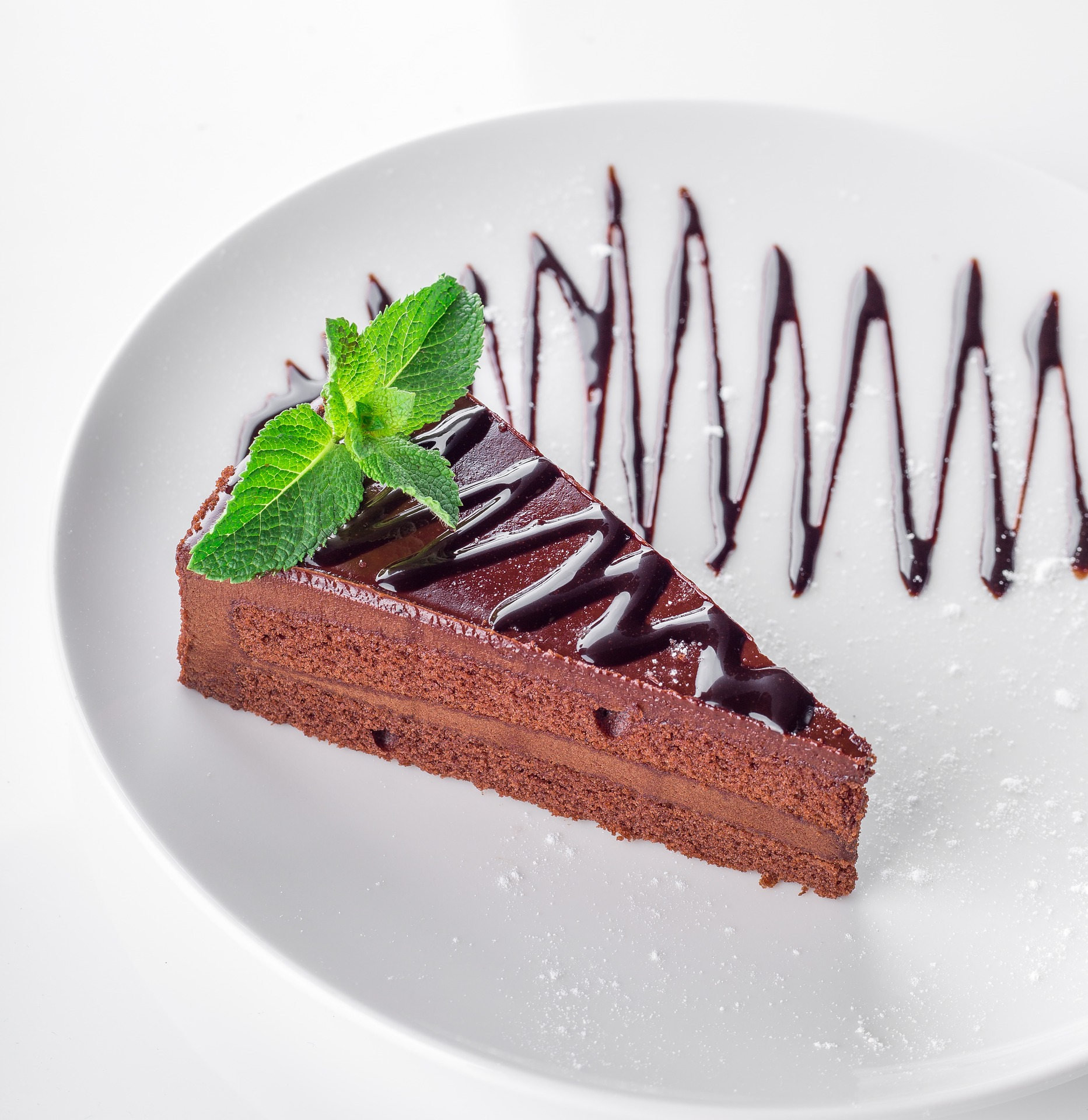 Chocolate Cake, Bake, Baked, Cake, Choc, HQ Photo