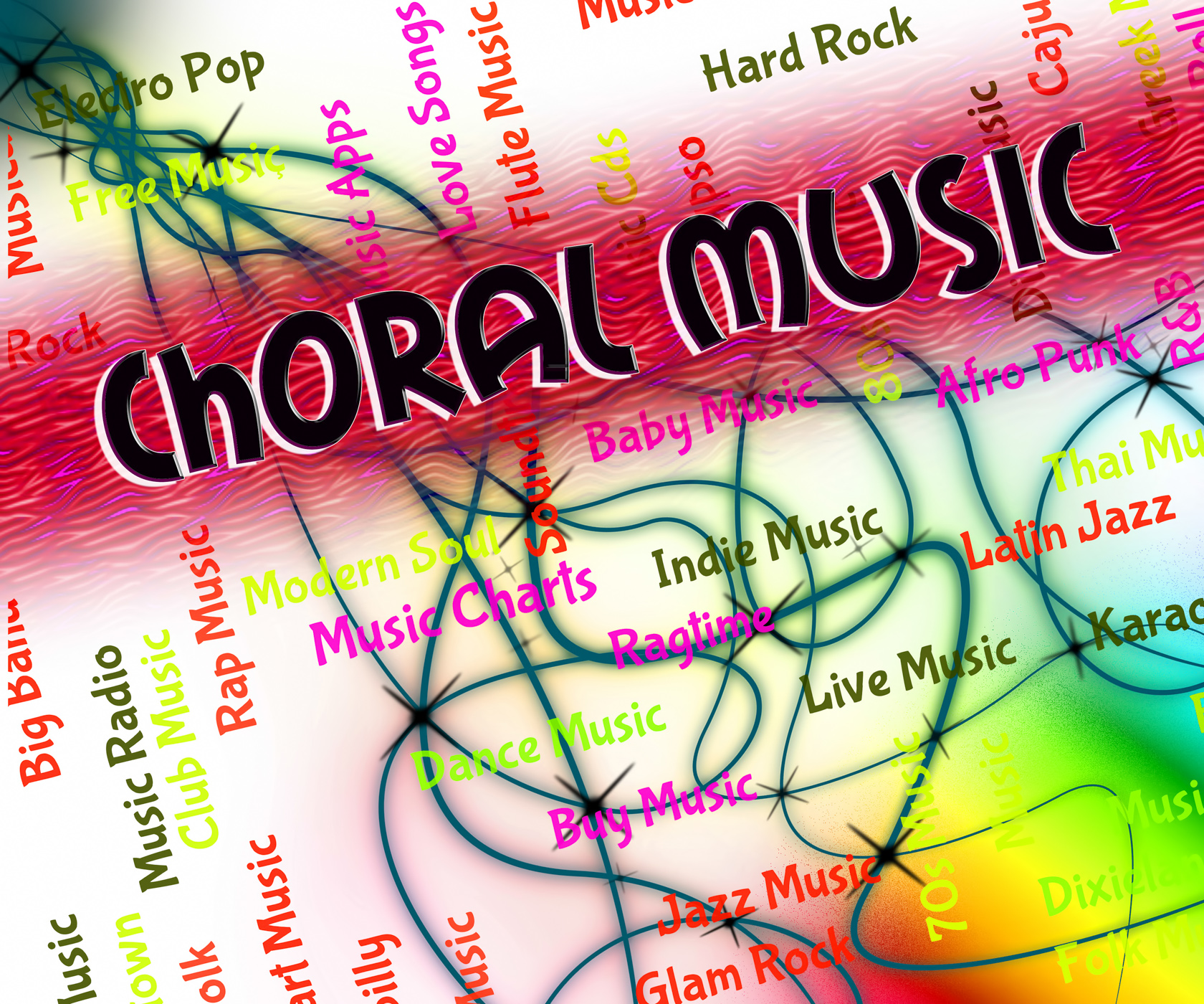 Free photo: Choral Music Indicates Sound Track And Audio - Sound