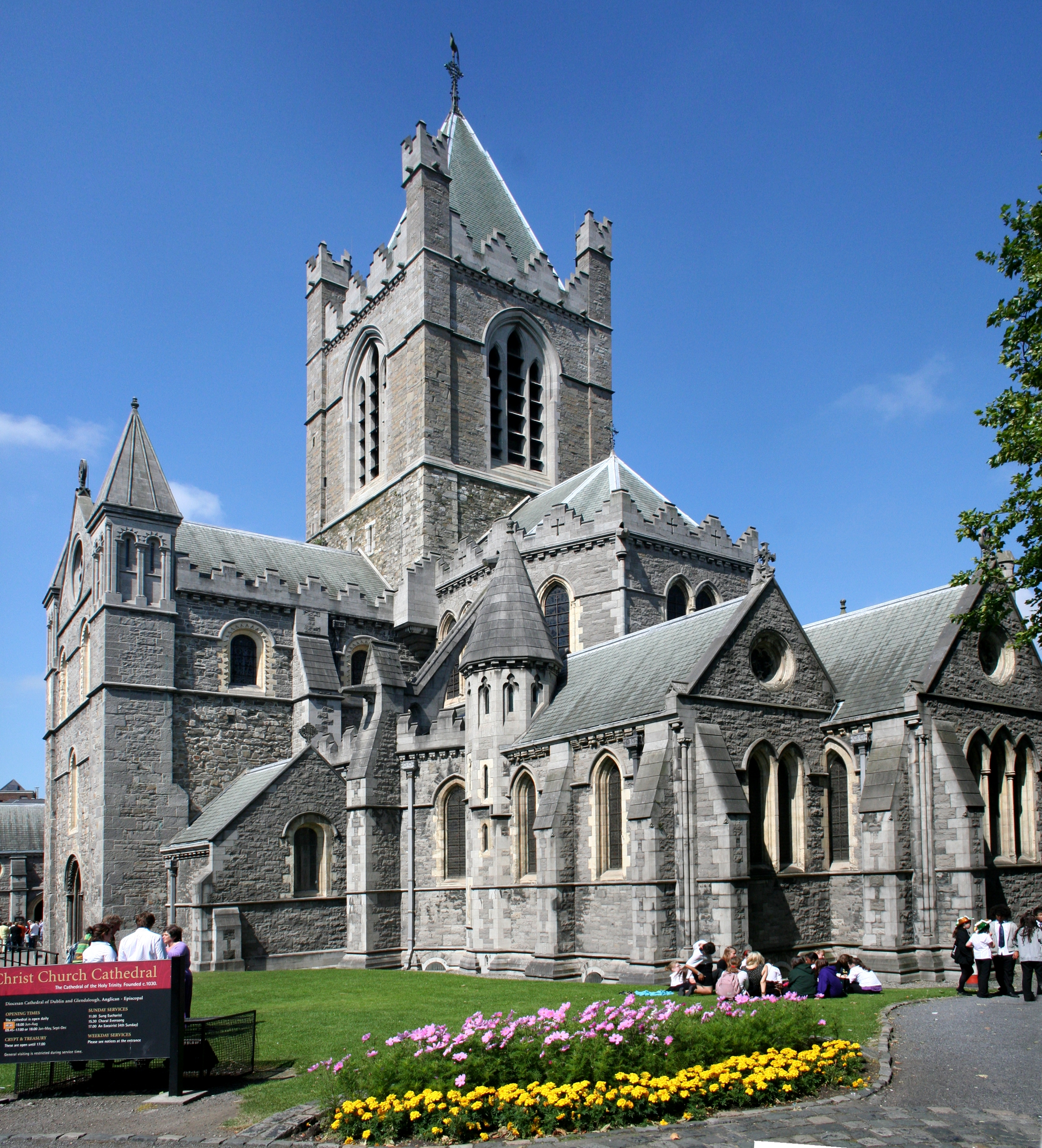 File:Christ Church Cathedral (Dublin).jpg - Wikimedia Commons