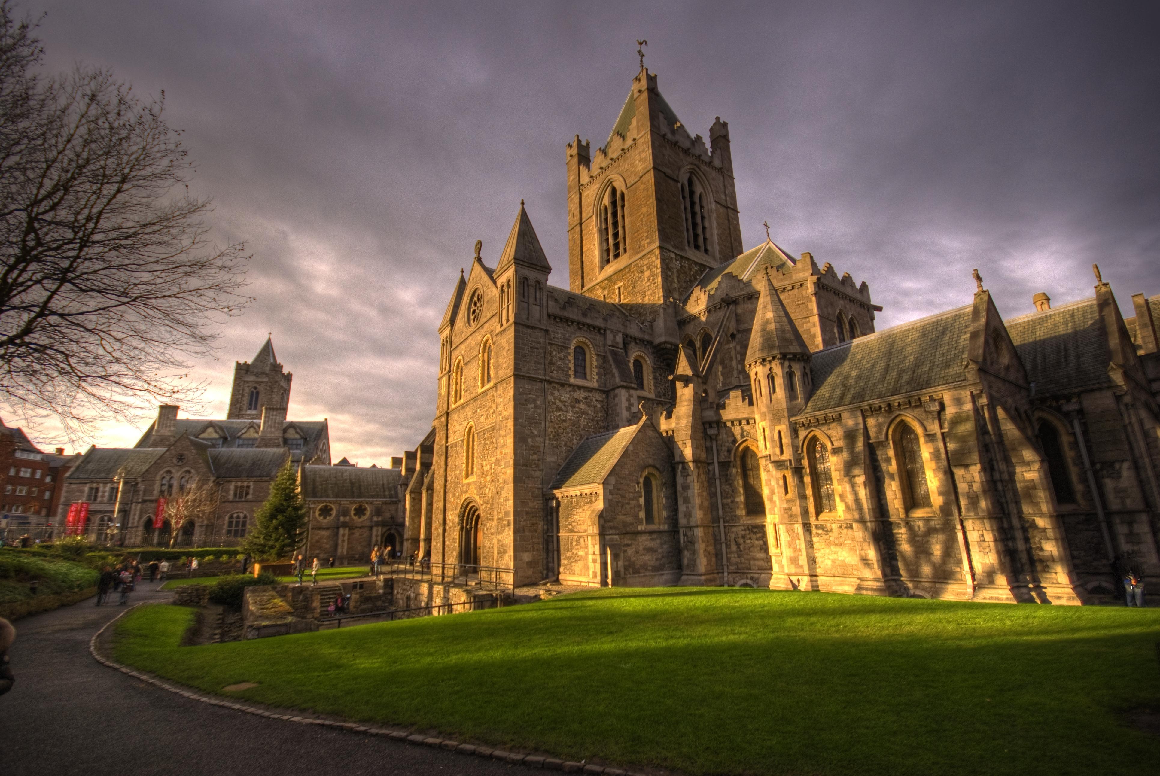 Christ Church Cathedral - Church in Dublin - Thousand Wonders