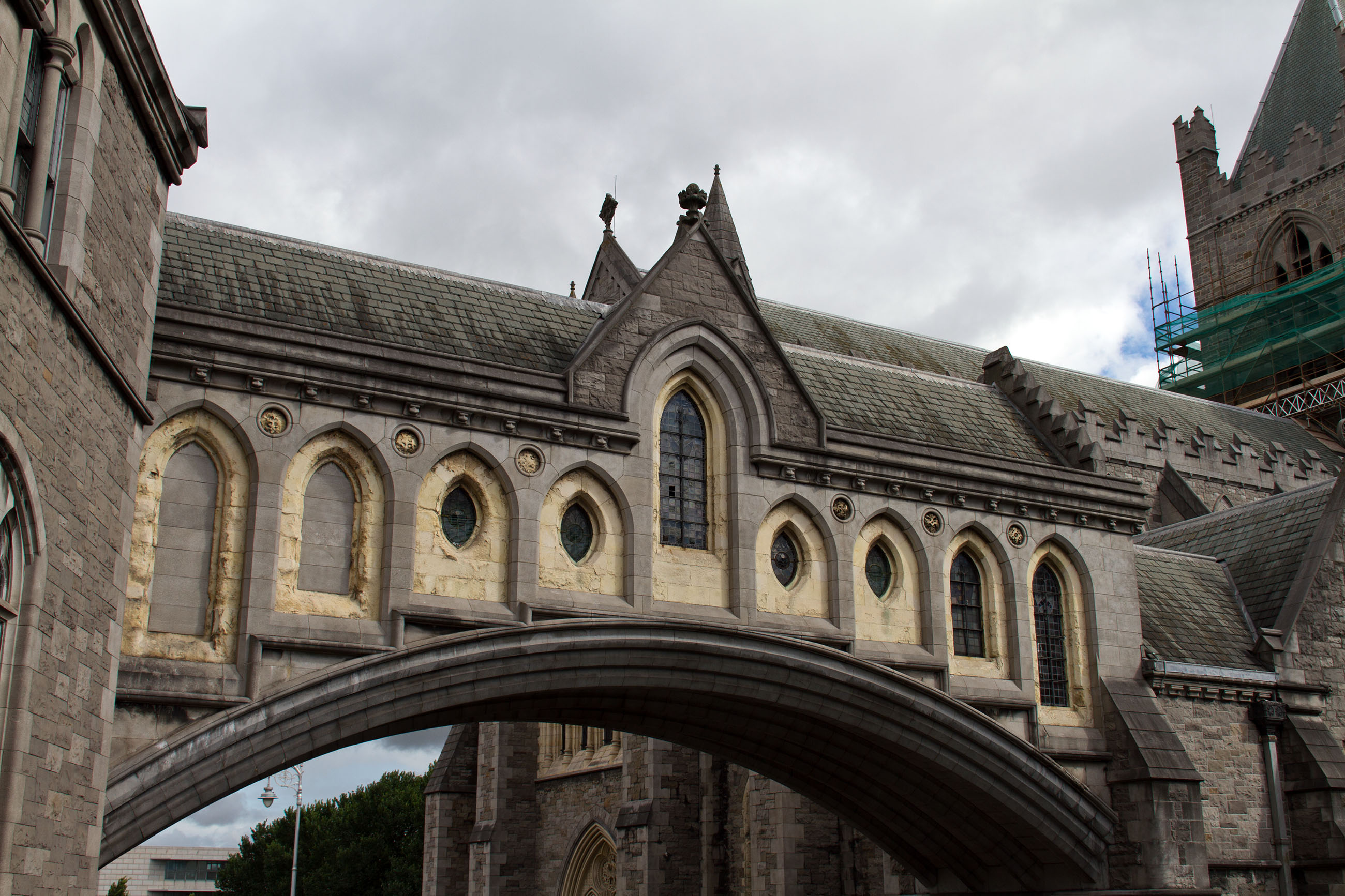 Christ Church Cathedral, Ancient, Landmark, Mass, Massive, HQ Photo