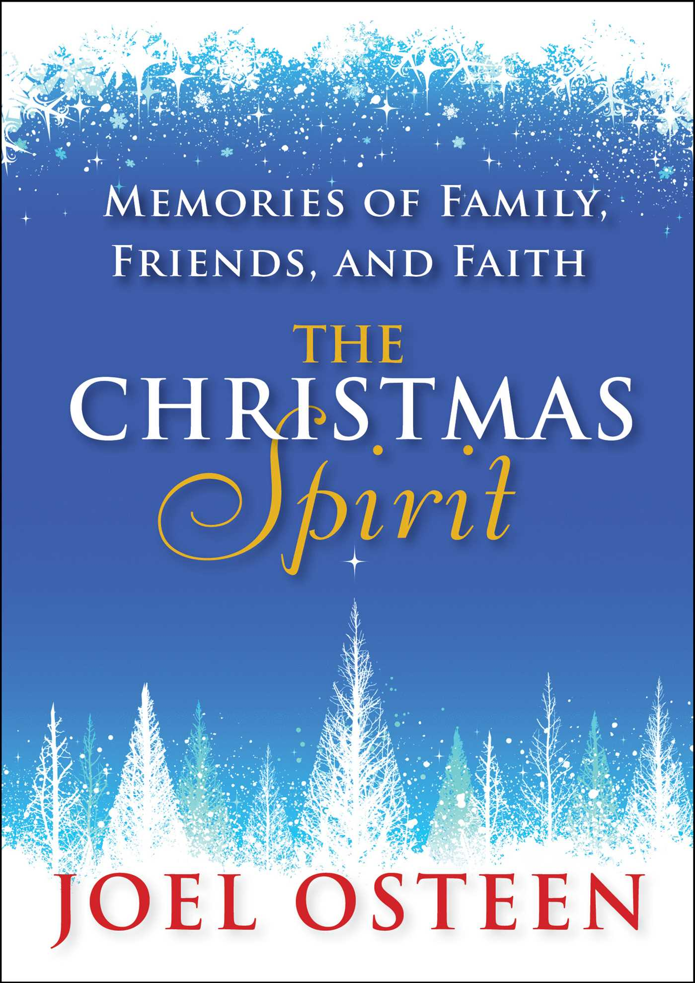 The Christmas Spirit eBook by Joel Osteen | Official Publisher Page ...