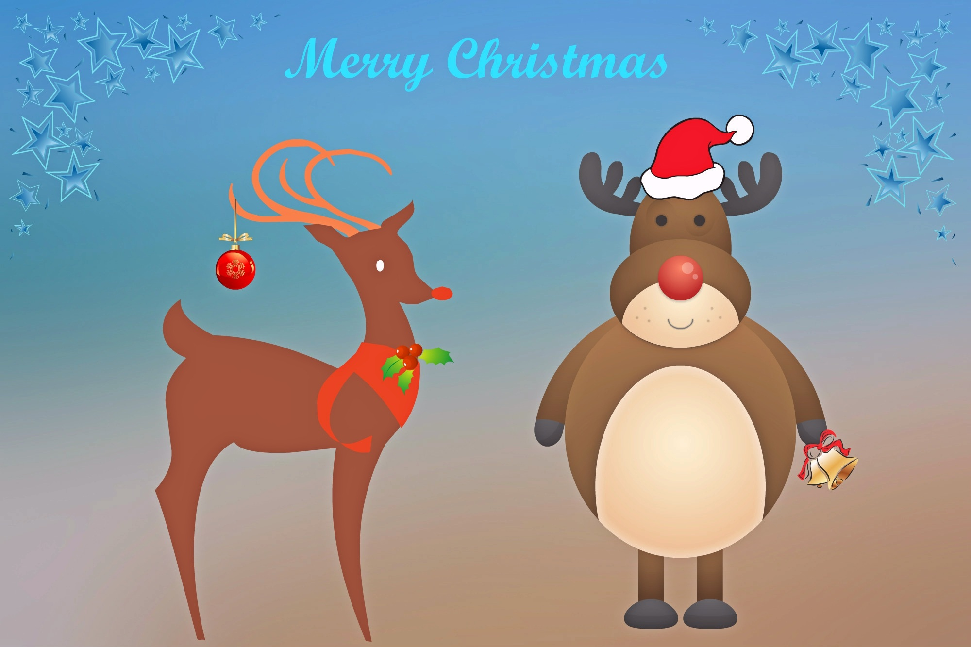 Christmas, Card, Event, Invitation, HQ Photo