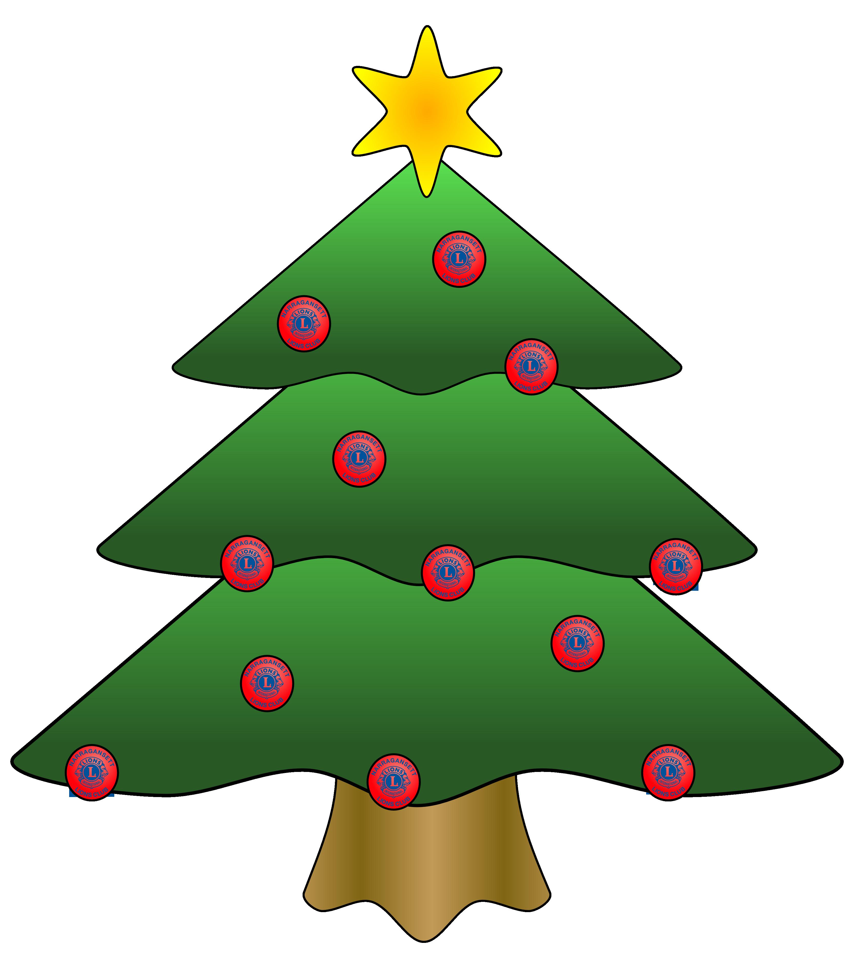 Narragansett Lions Club - Christmas Tree Sale & Winter Coat Drive