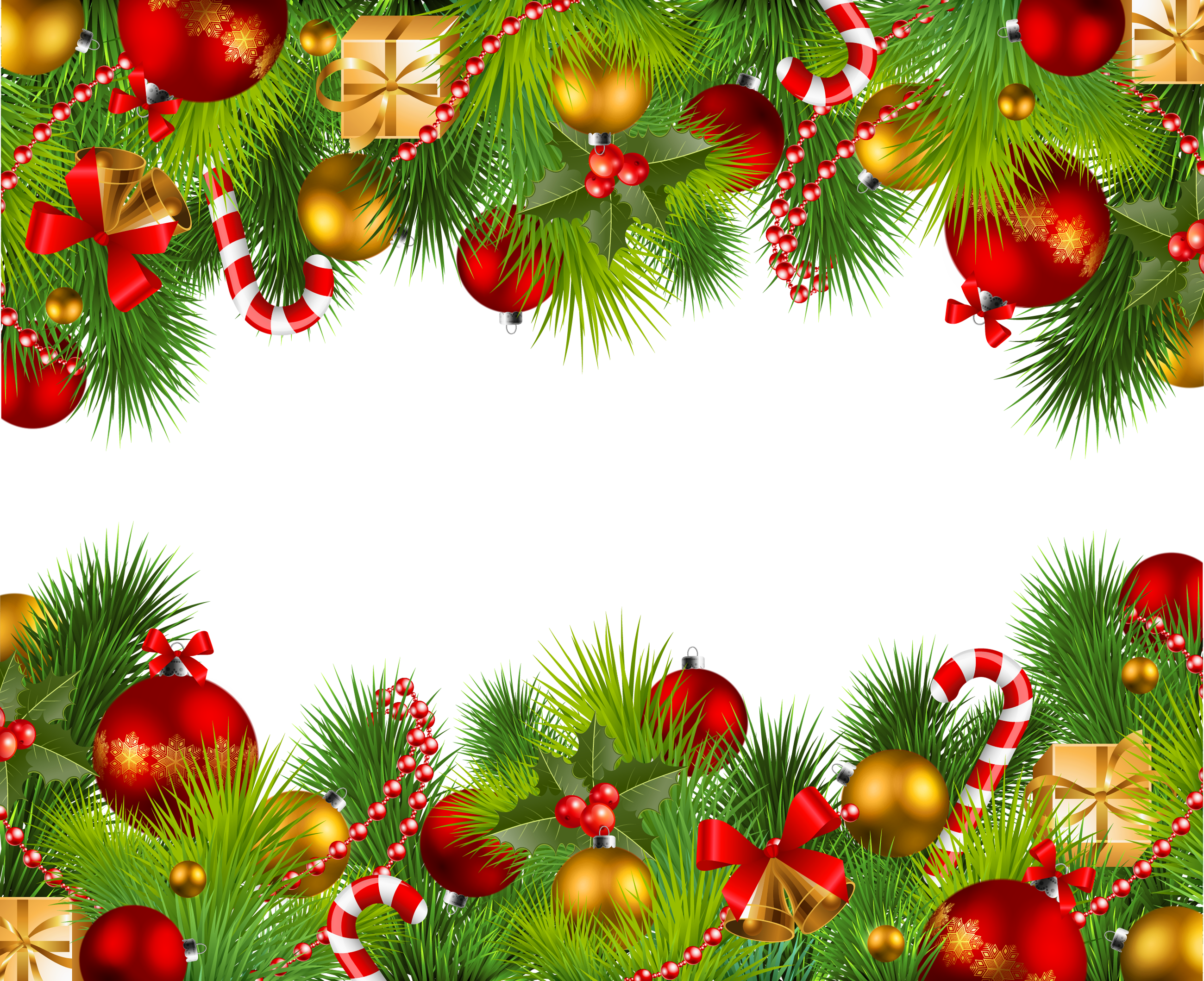 Beautiful Transparent PNG Christmas Photo Frame | Gallery ...