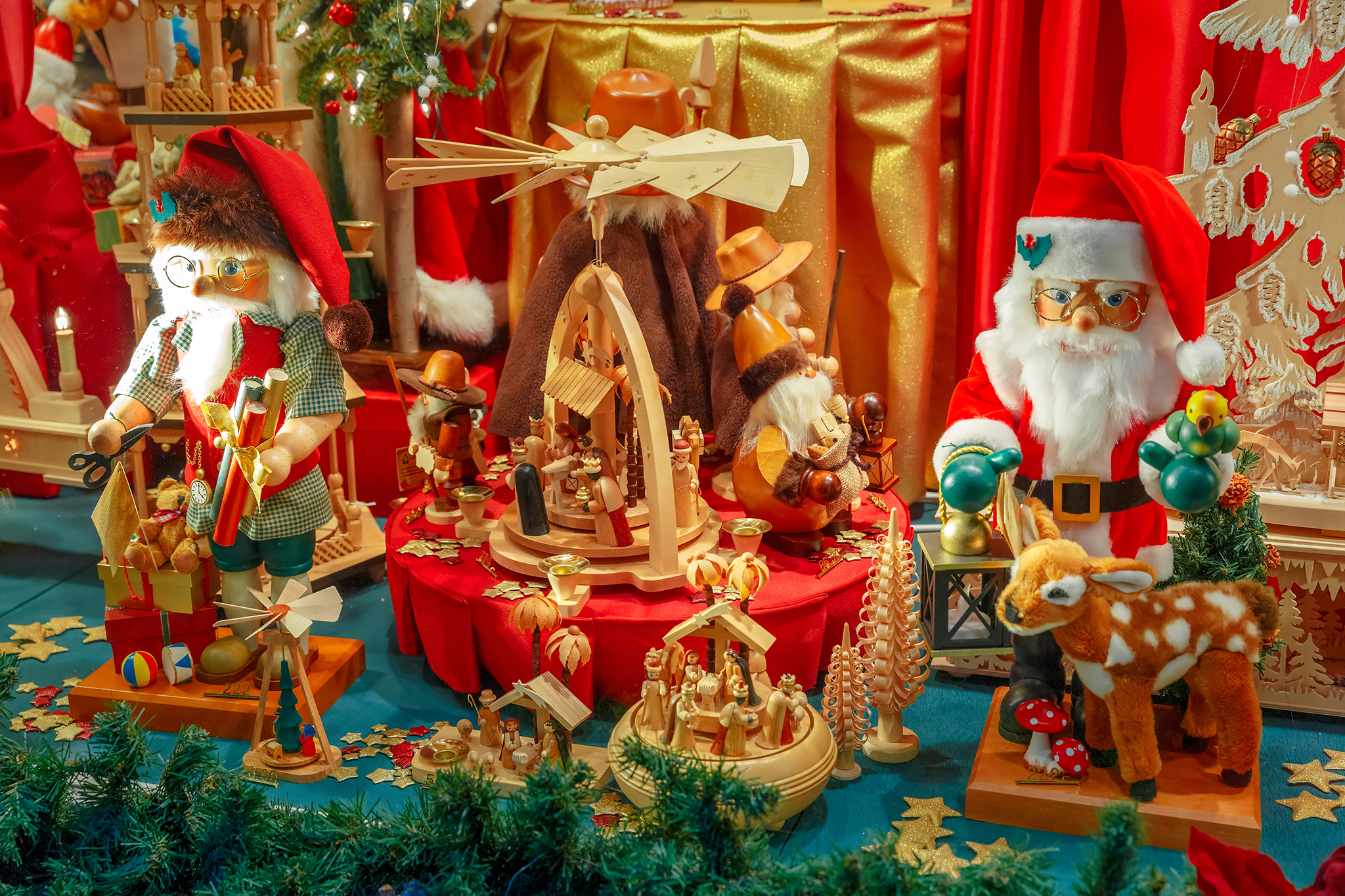 Need a Christmas store? NYC has the best holiday shops.